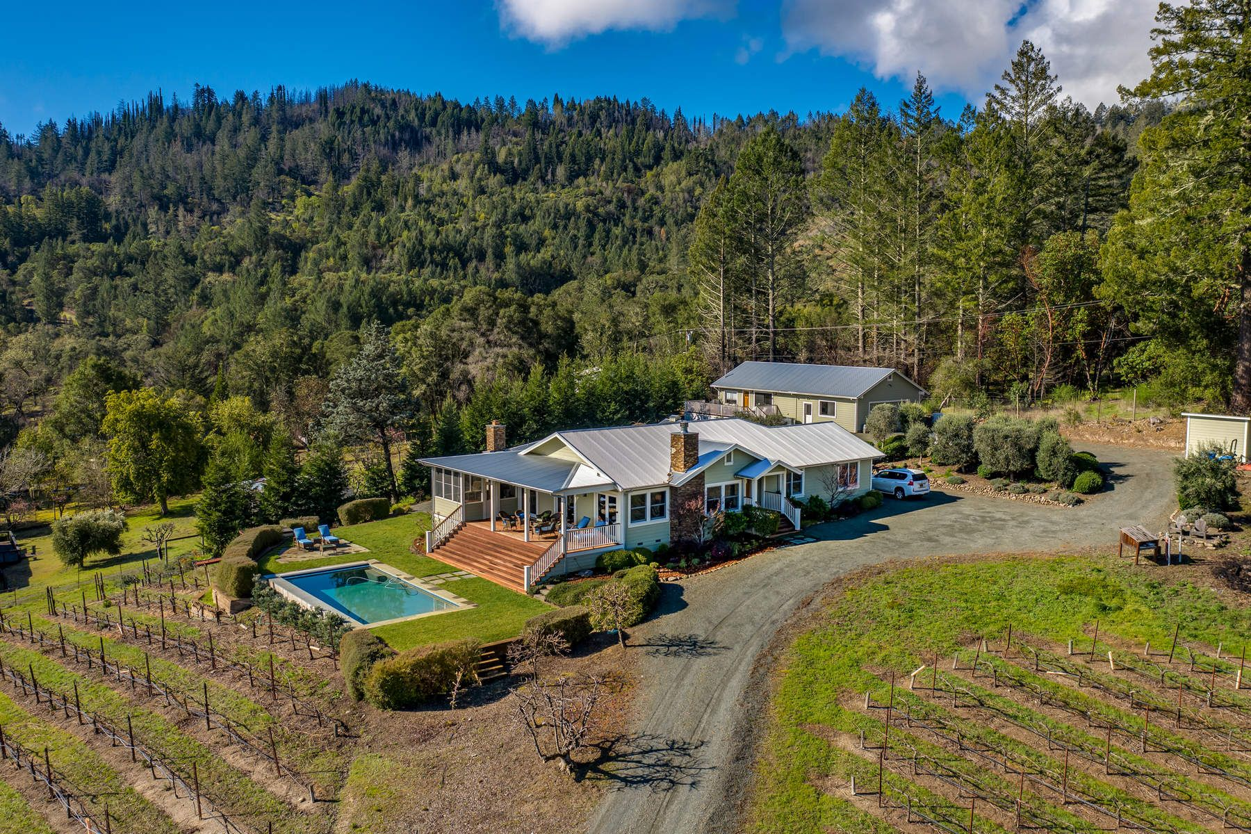 Single Family Home for sale in 8325 Franz Valley Rd, Calistoga, California ,94515