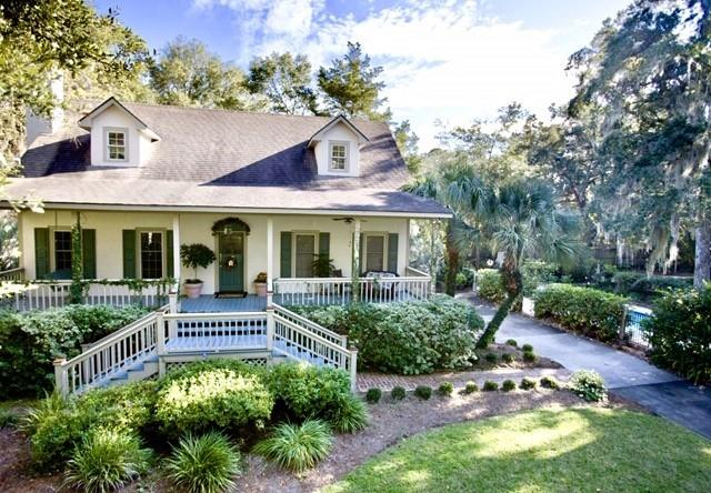 Single Family Home for sale in 3 Cottage Lawn Road, St. Simons Island, Georgia ,31522