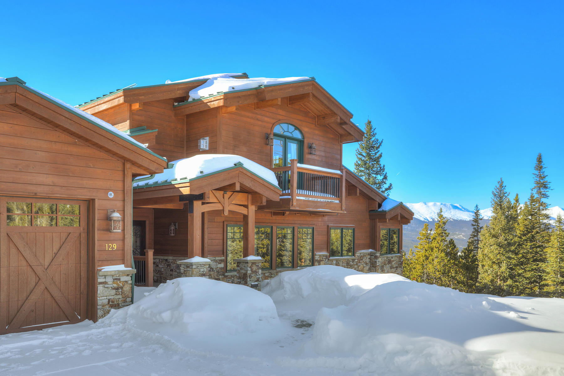 Single Family Home for sale in 129 Club House Road, Breckenridge, Colorado ,80424