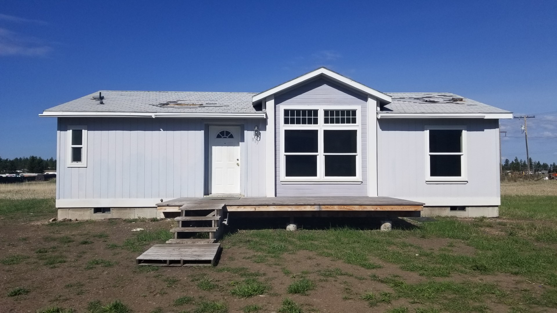 Manufactured/Mobile for sale in 837 Berne Road, Columbia Falls, Montana ,59912