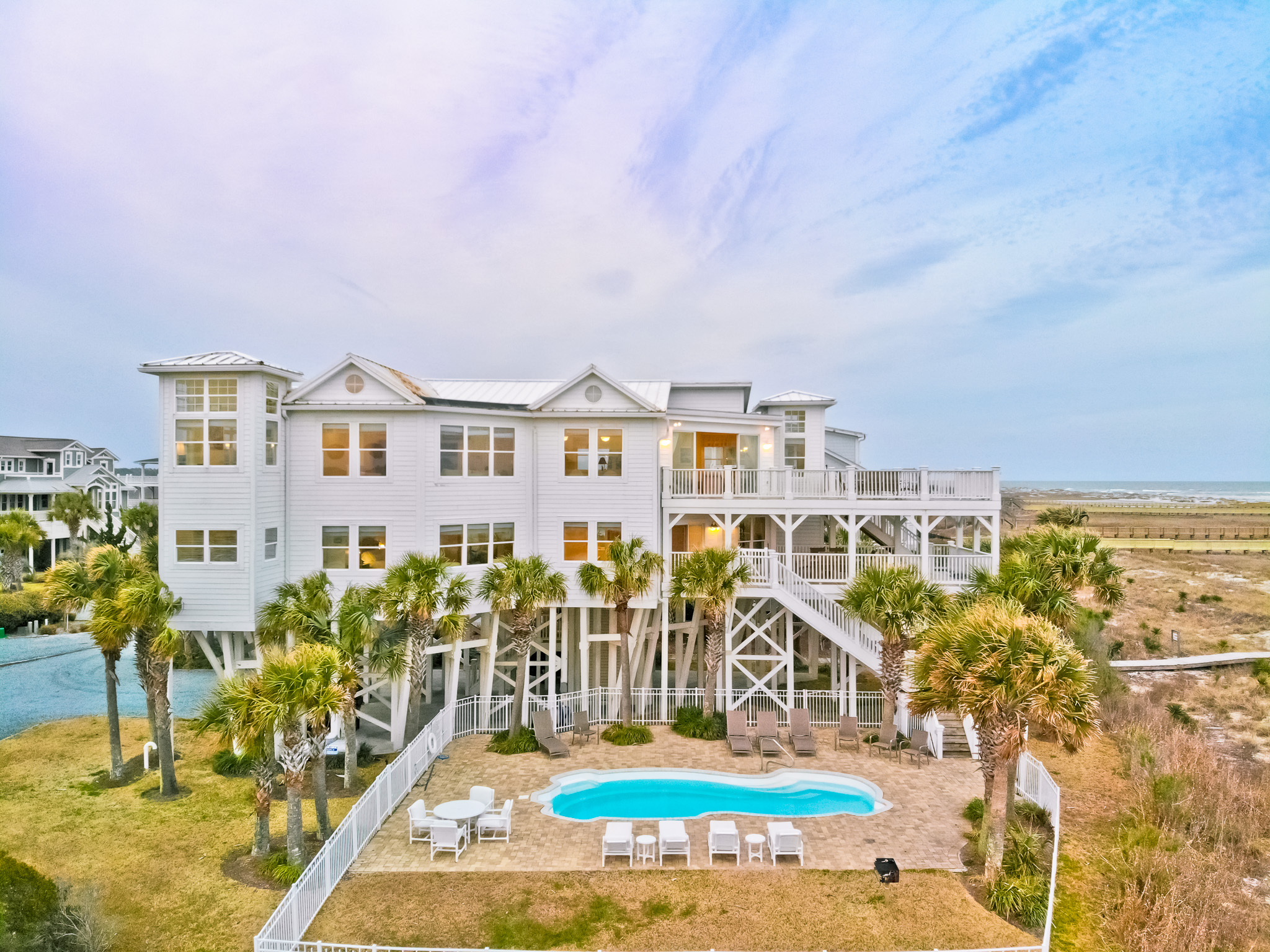 Single Family Home for sale in 1365 Ocean Blvd W, Holden Beach, NC ,28462