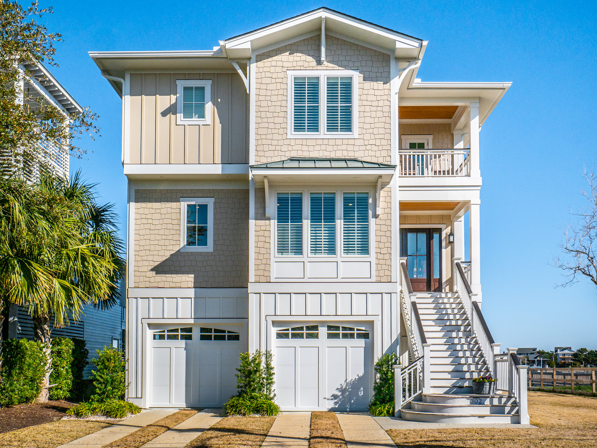 Single Family Home for sale in 302 N Channel Drive, Wrightsville Beach, NC ,28480