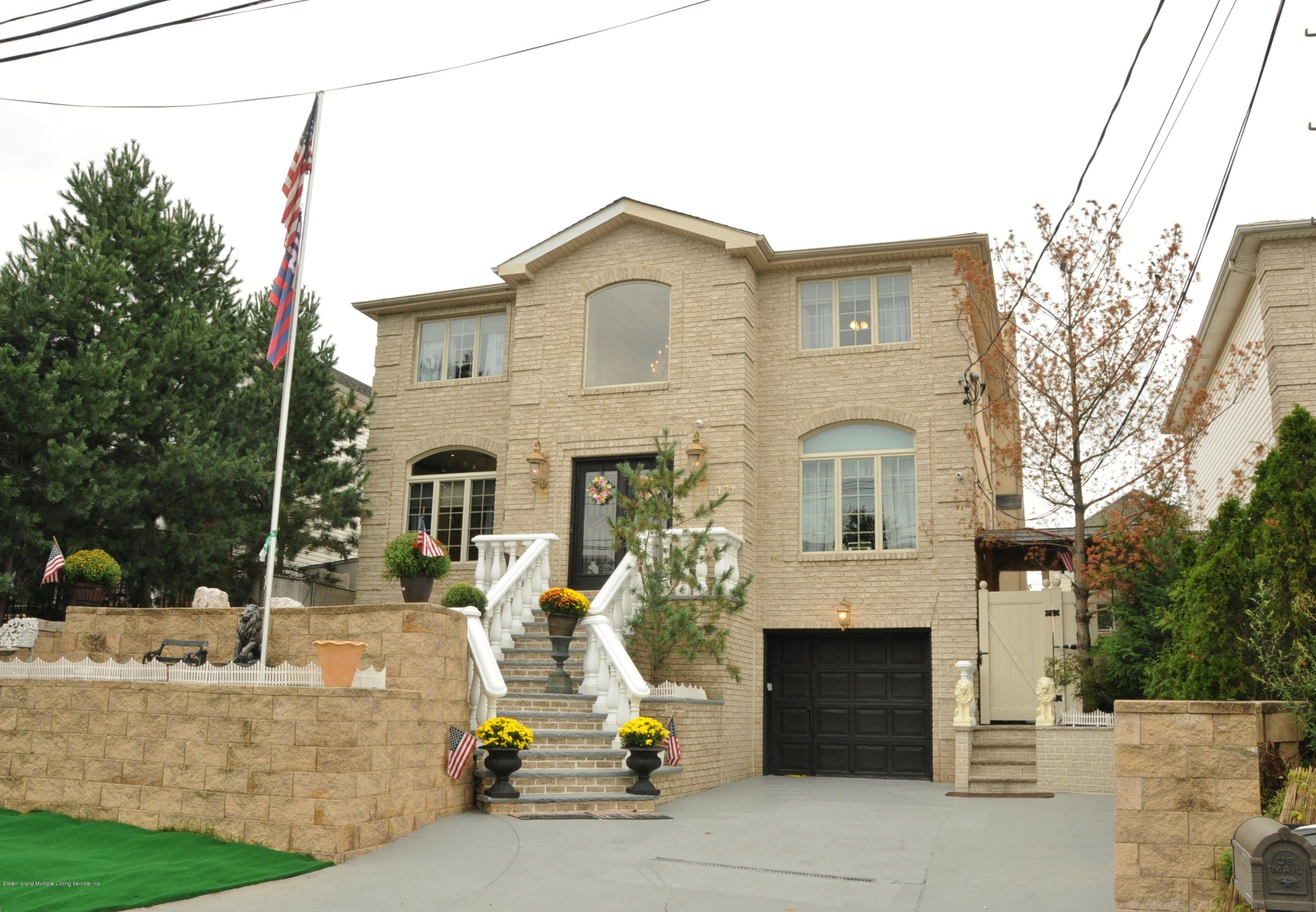 Single Family Home for sale in 171 Manhattan Street, Staten Island, NY ,10307