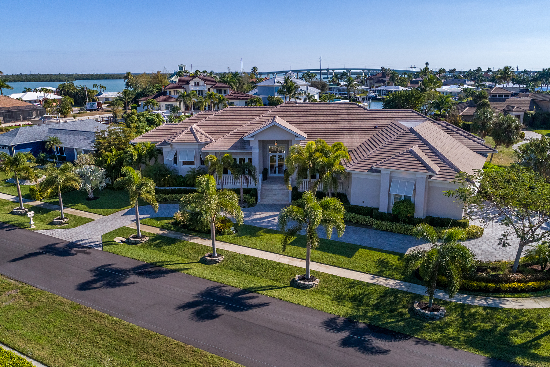 Single Family Home for sale in 1231 Laurel Court, Marco Island, Florida ,34145