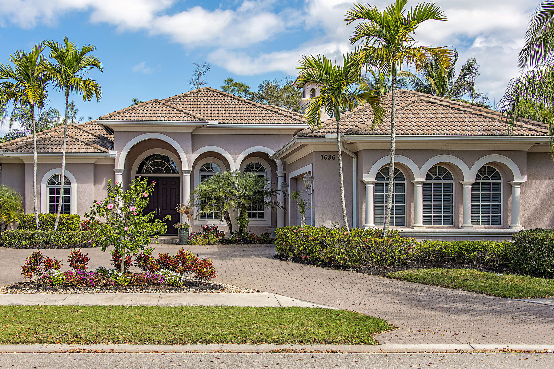 Single Family Home for sale in 7686 Mulberry Lane, Naples, Florida ,34114