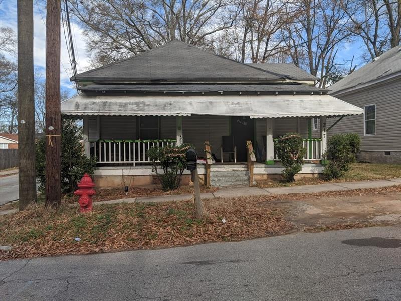 Single Family Home for sale in 217 Cherry Street, Griffin, Georgia ,30223