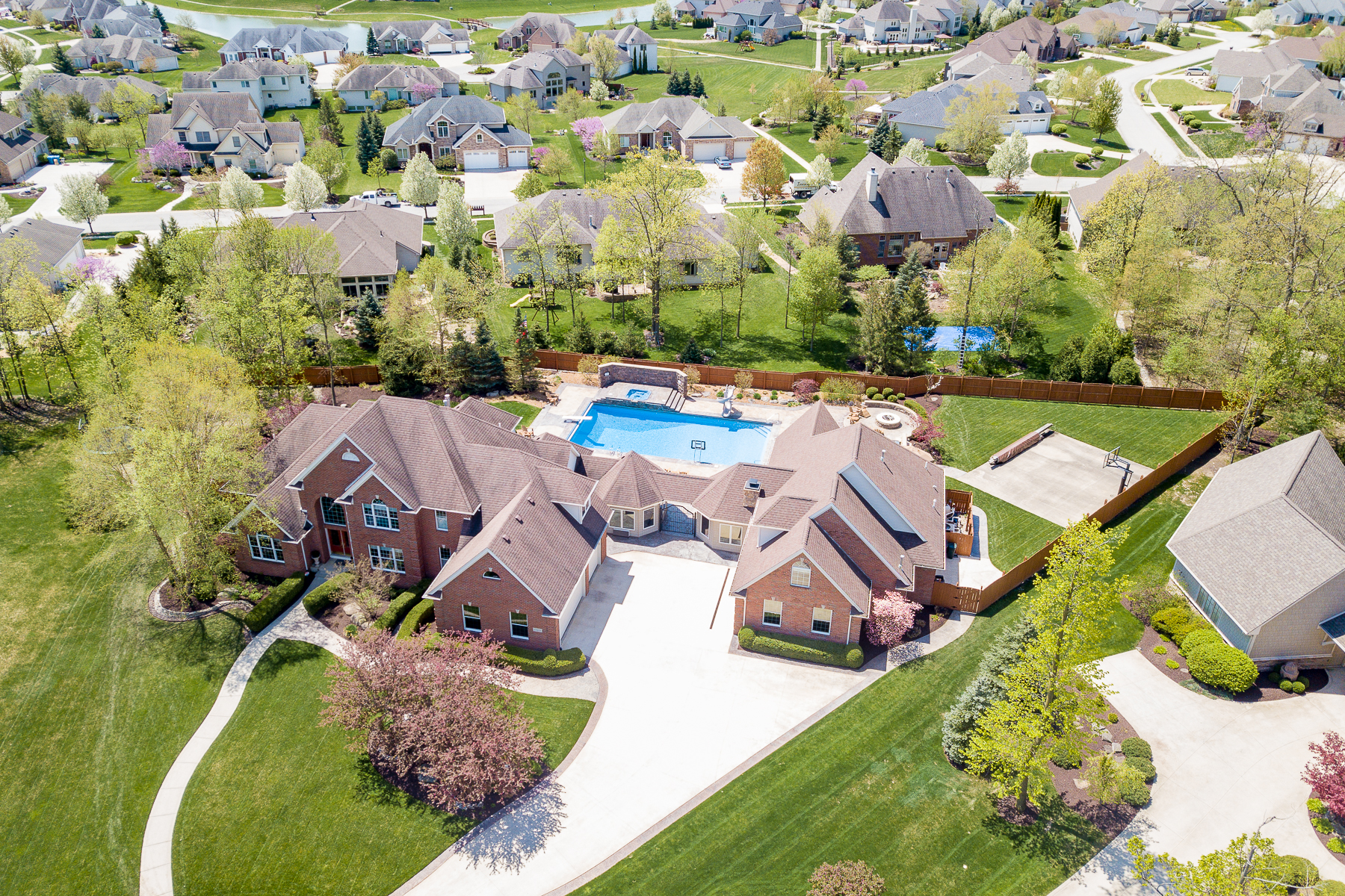 Single Family Home for sale in 13219 Acadia Cove, Fort Wayne, Indiana ,46845