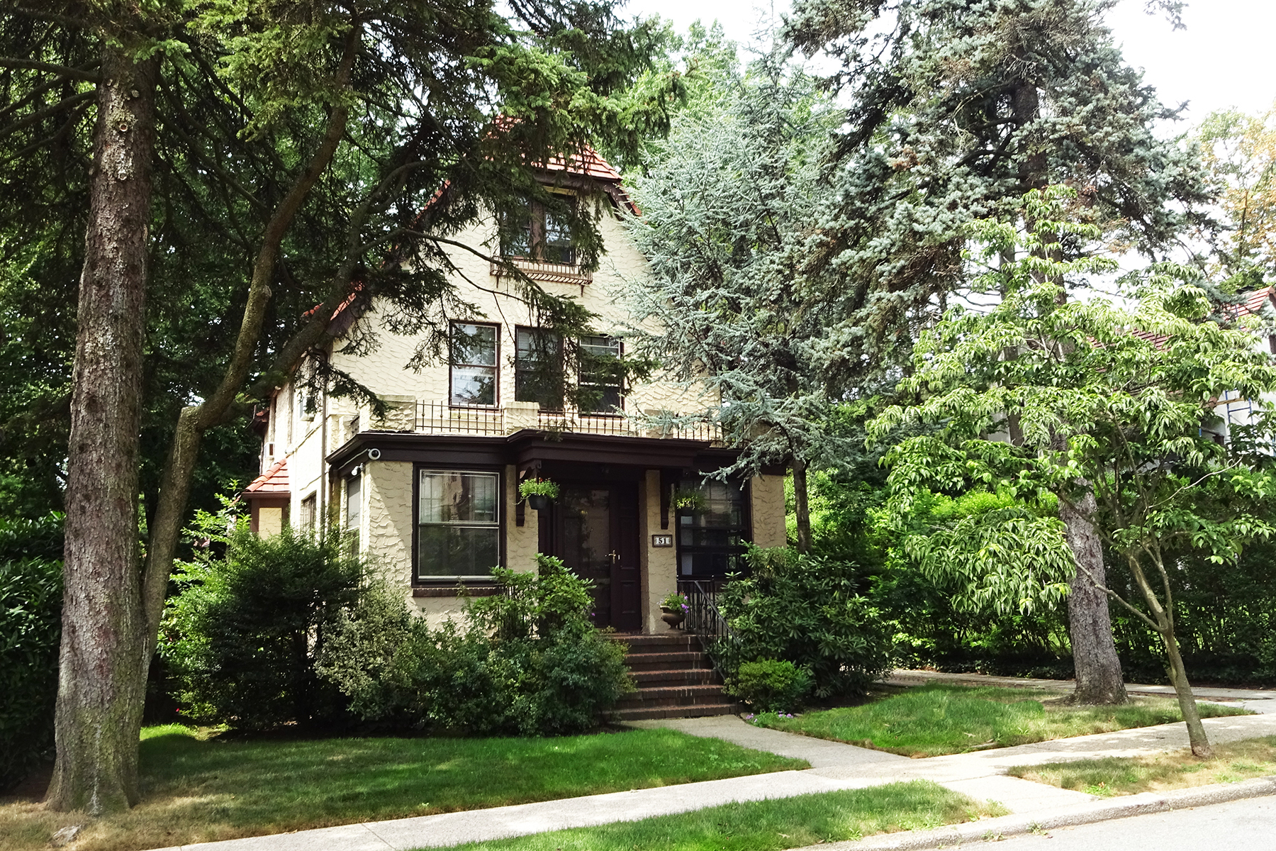 Single Family Home for sale in 51 Wendover Road, Forest Hills Gardens,, Queens, NY ,11375