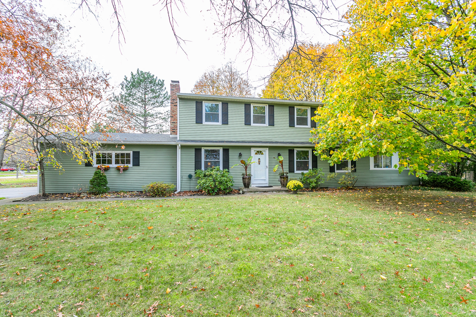 Single Family Home for sale in 41 Heatherwood Road, Fairport, NY ,14450