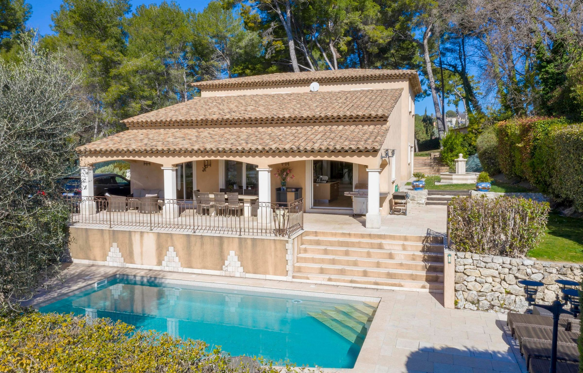 Single Family Home for sale in , MOUGINS, Provence-Alpes-Côte d'Azur ,06250  , France