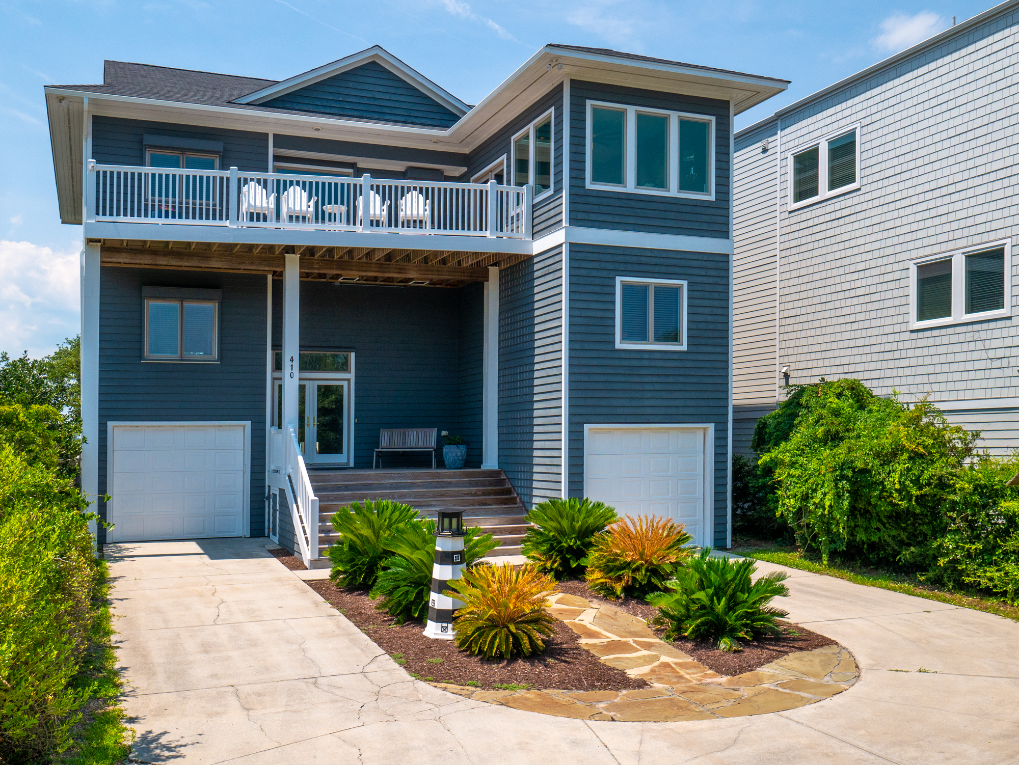 Single Family Home for sale in 410 C N Anderson Boulevard, Topsail Beach, NC ,28445