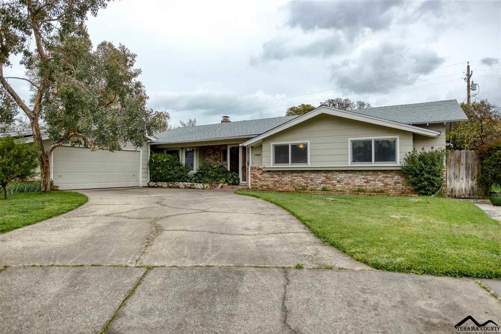 Single Family Home for sale in 1560 Robinson Drive, Red Bluff, California ,96080