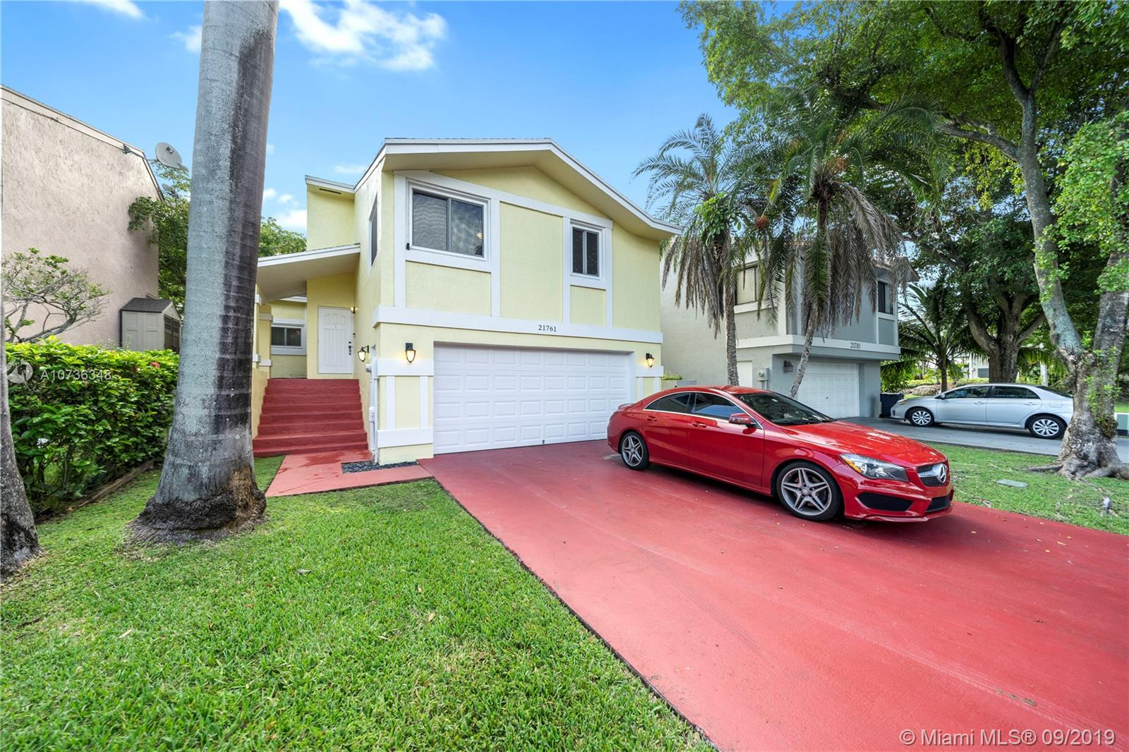 Single Family Home for sale in 21761 SW 98 Place, Cutler Bay, Florida ,33190