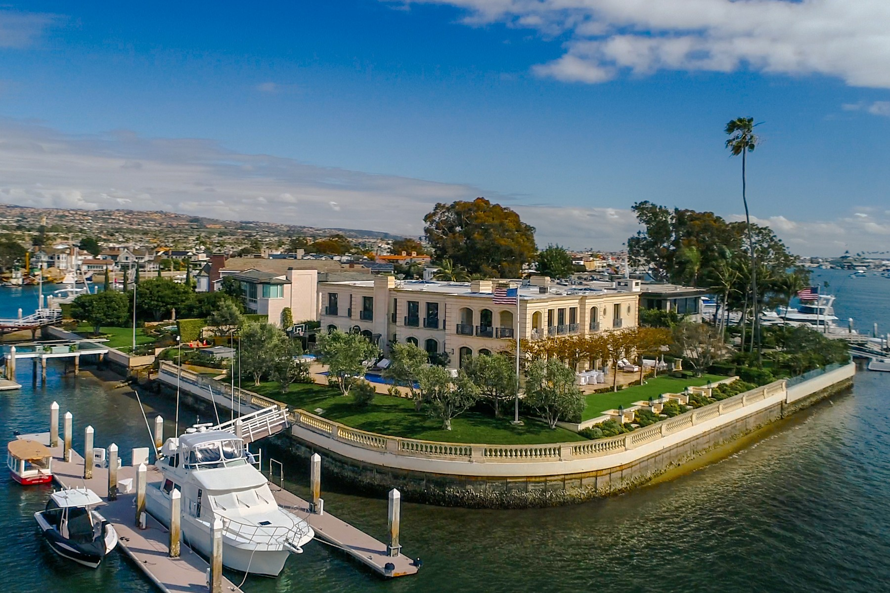Single Family Home for sale Newport Beach, California 18 Harbor Island