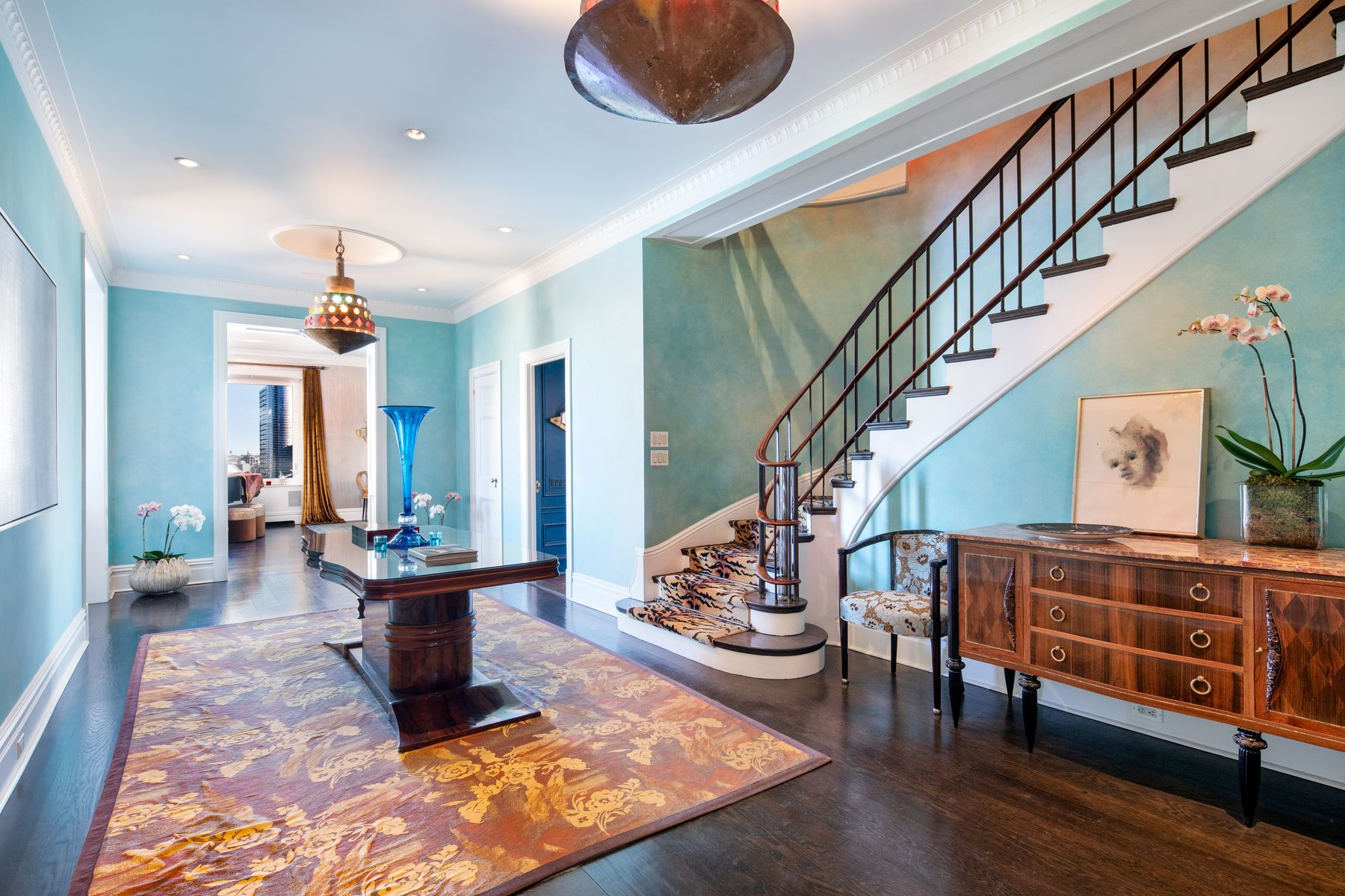 Condominium for sale in 1 Beekman Place 9/10A, New York, NY ,10022