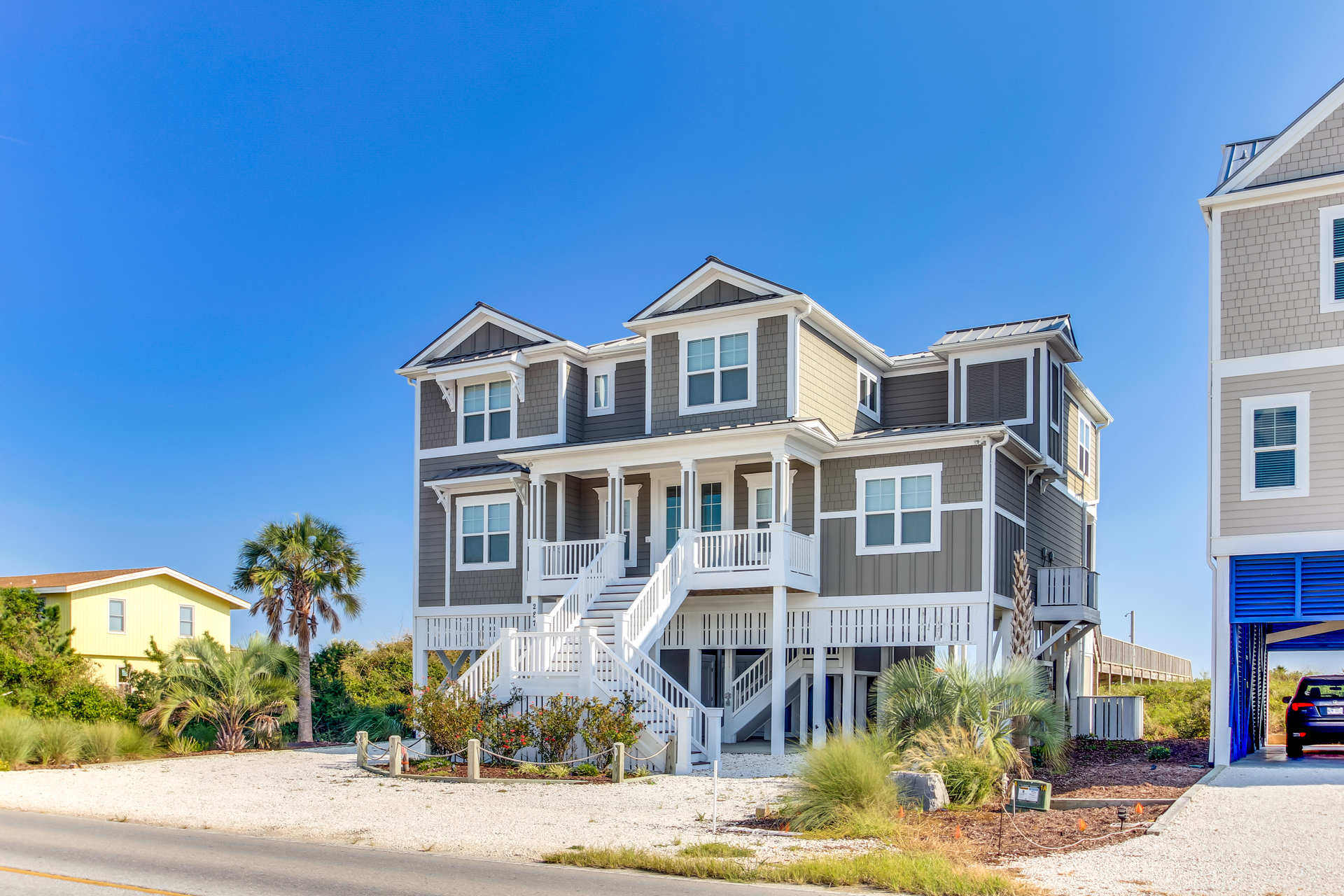 Single Family Home for sale in 287 Ocean Boulevard W., Holden Beach, NC ,28462