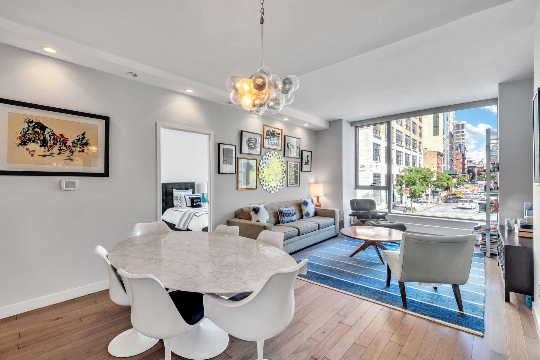 Condominium for sale in 255 Hudson Street 2A, New York, NY ,10013