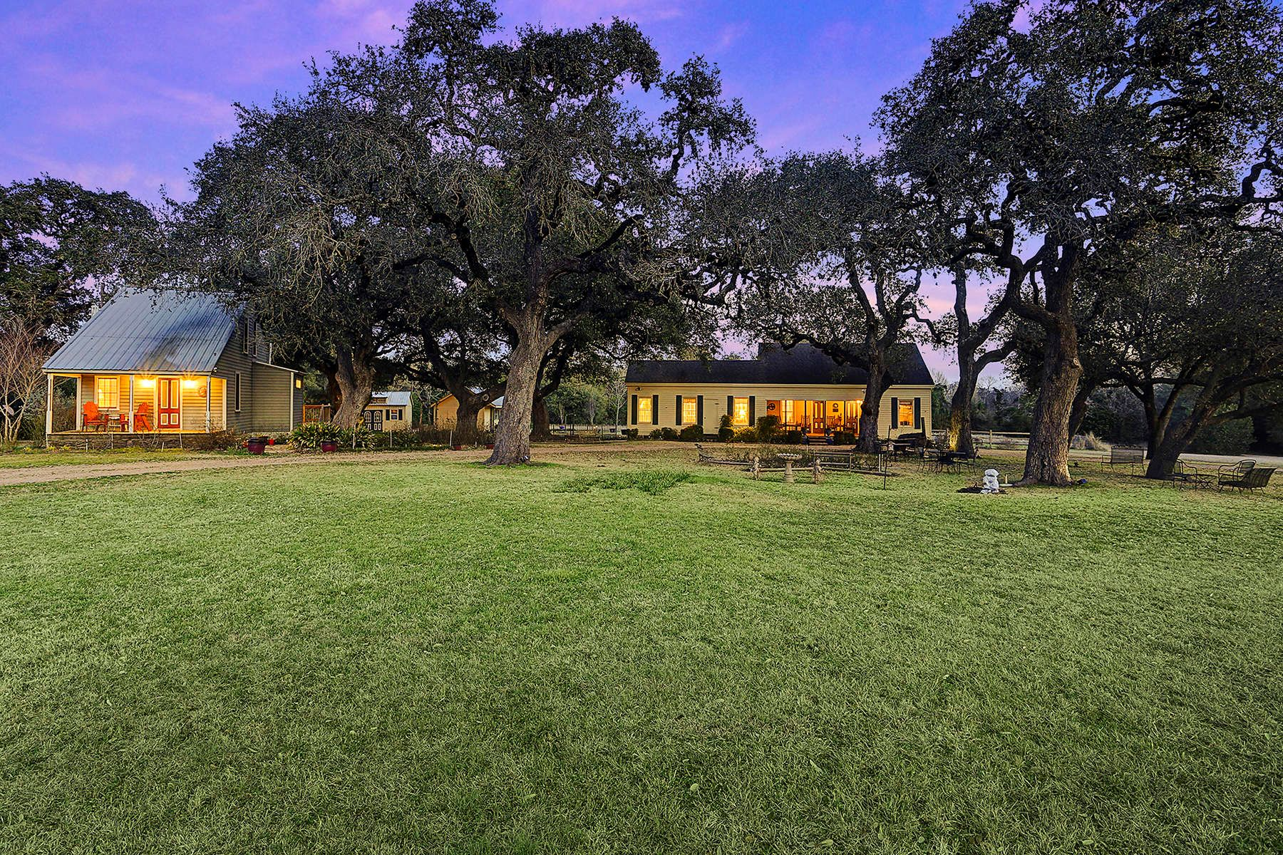 Single Family Home for sale in 509 North Live Oak, Round Top, Texas ,78954