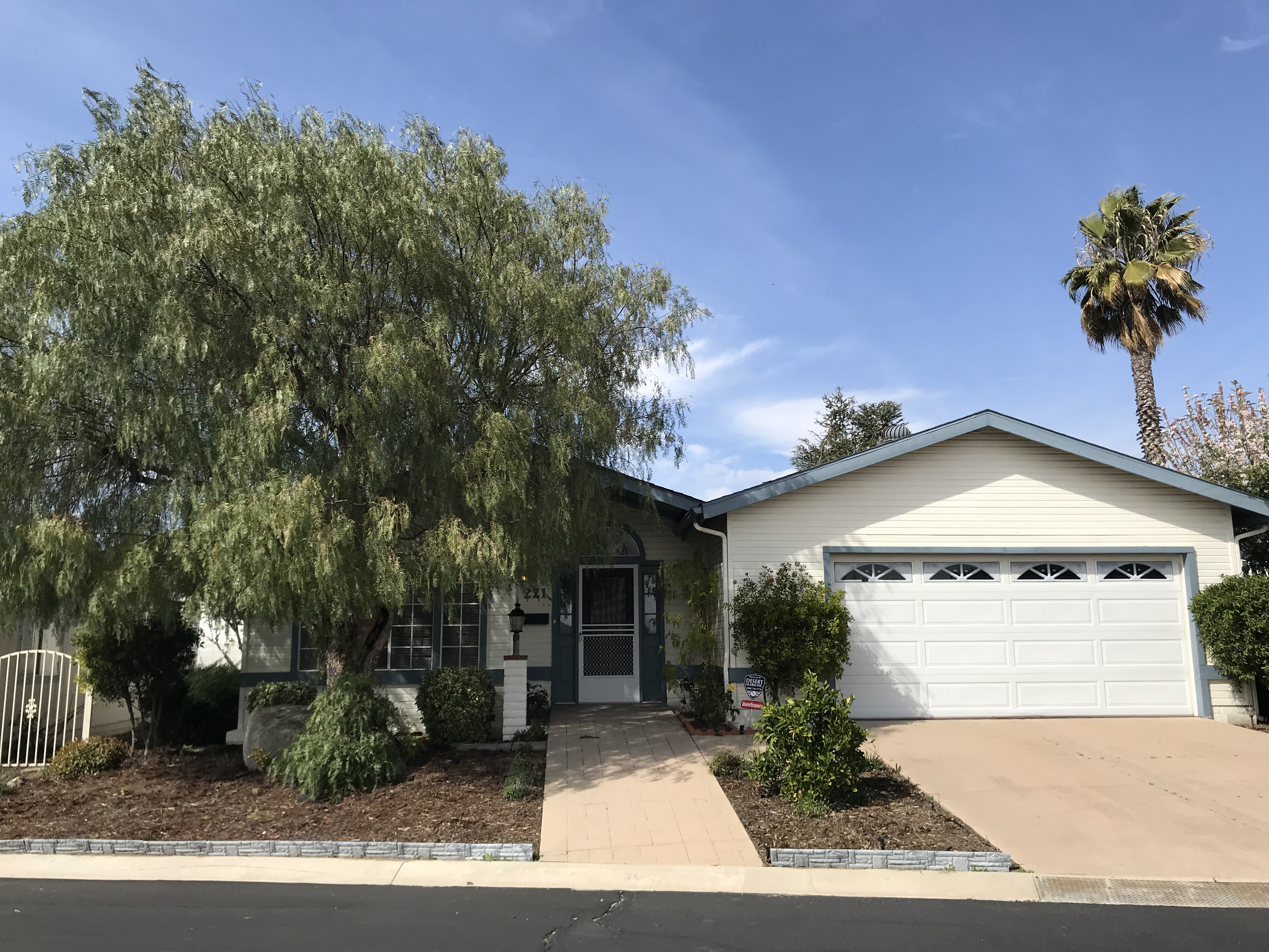 Manufactured/Mobile for sale in 3800 W Wilson #221, Banning, California ,92220