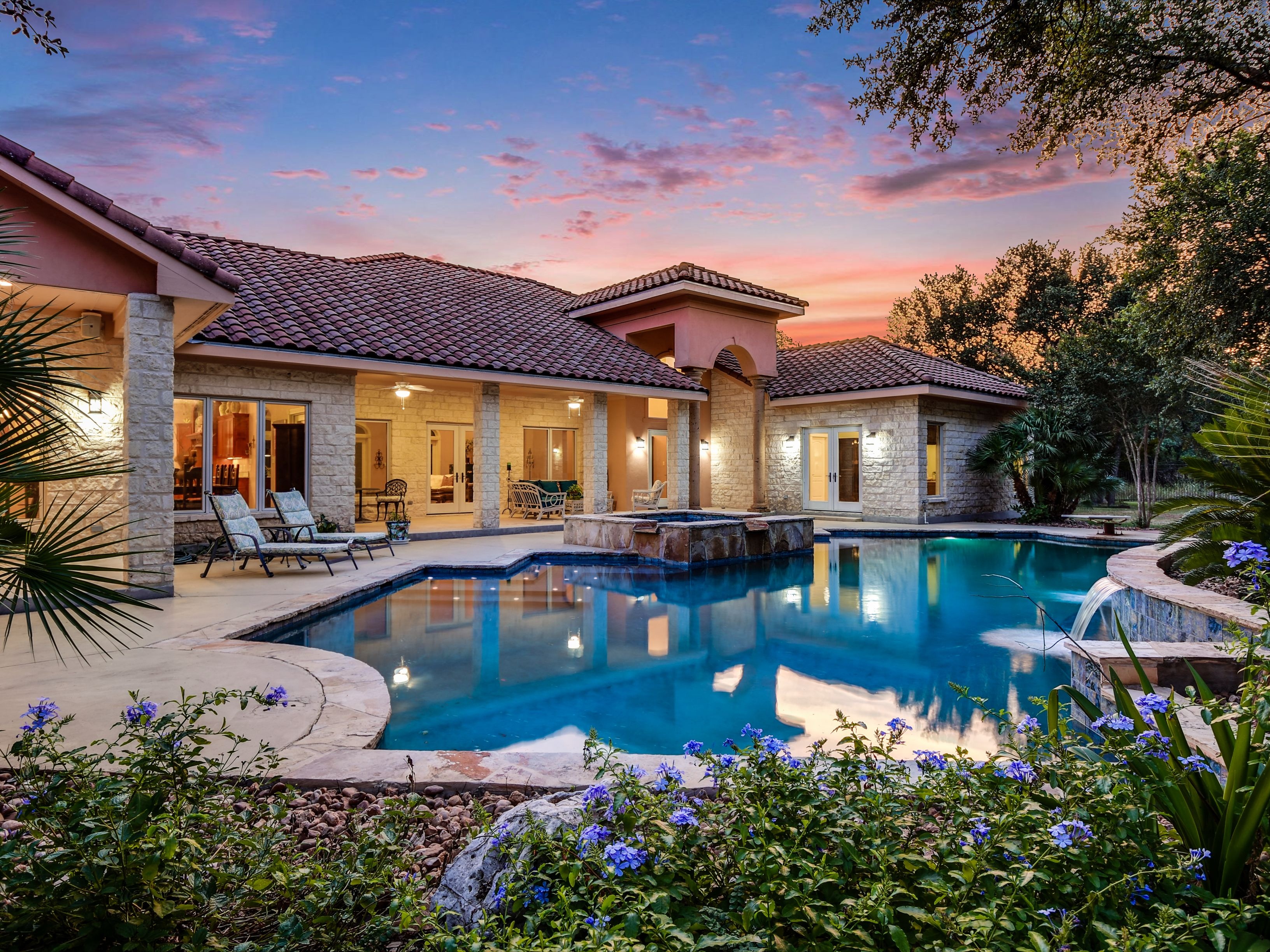 Single Family Home for sale in 173 Oak Canopy Court, New Braunfels, Texas ,78132