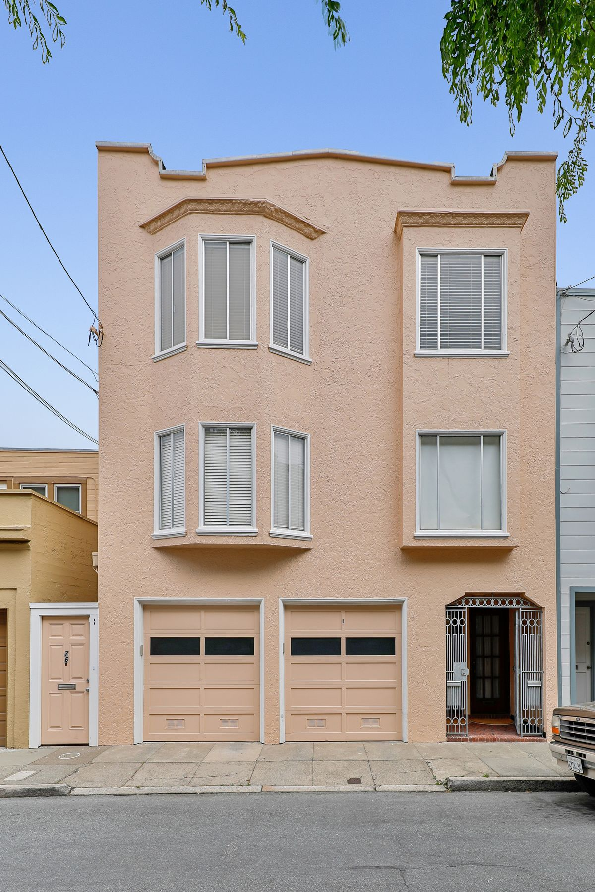 Multi-Family for sale in 74-76 Pixley St, San Francisco, California ,94123