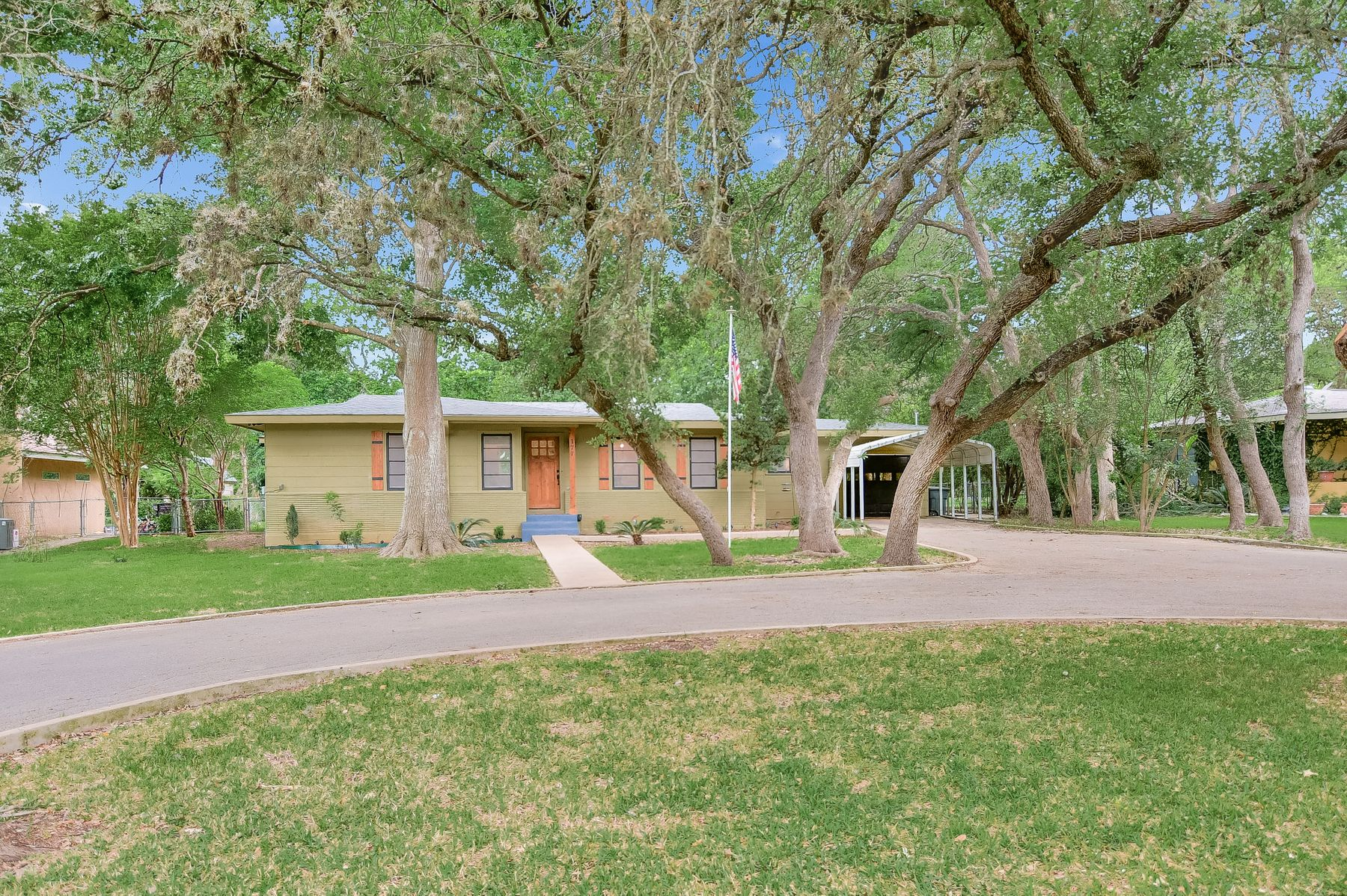 Single Family Home for sale in 177 Kentucky Boulevard, New Braunfels, Texas ,78130