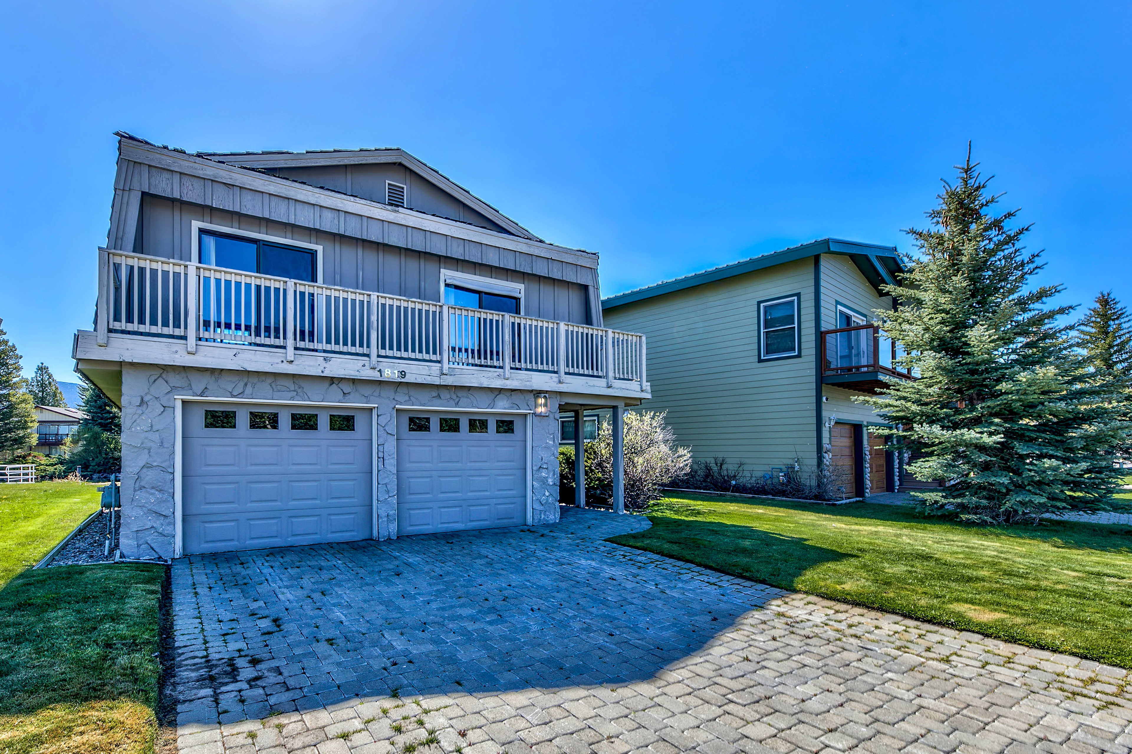 Single Family Home for sale in 1819 VENICE DRIVE, South Lake Tahoe, California ,96150