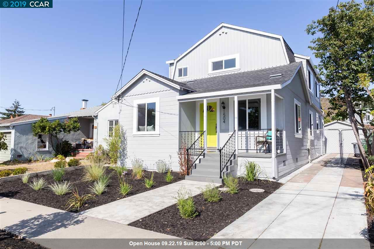 Single Family Home for sale in 1504 Elm Street, El Cerrito, California ,94530