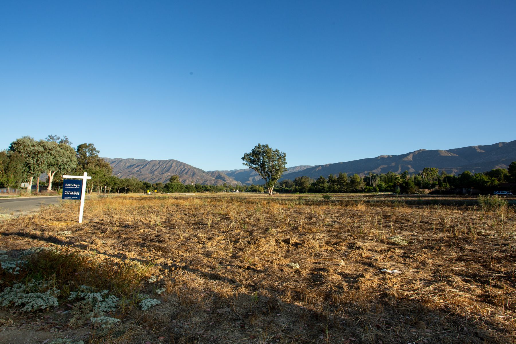 Land for sale in 1400 Maricopa Highway, Ojai, California ,93023