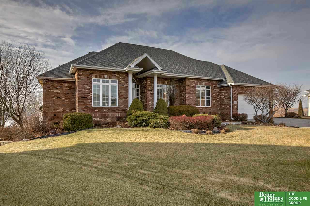 Single Family Home for sale in 1407 Clearwater Circle, Papillion, Nebraska ,68046