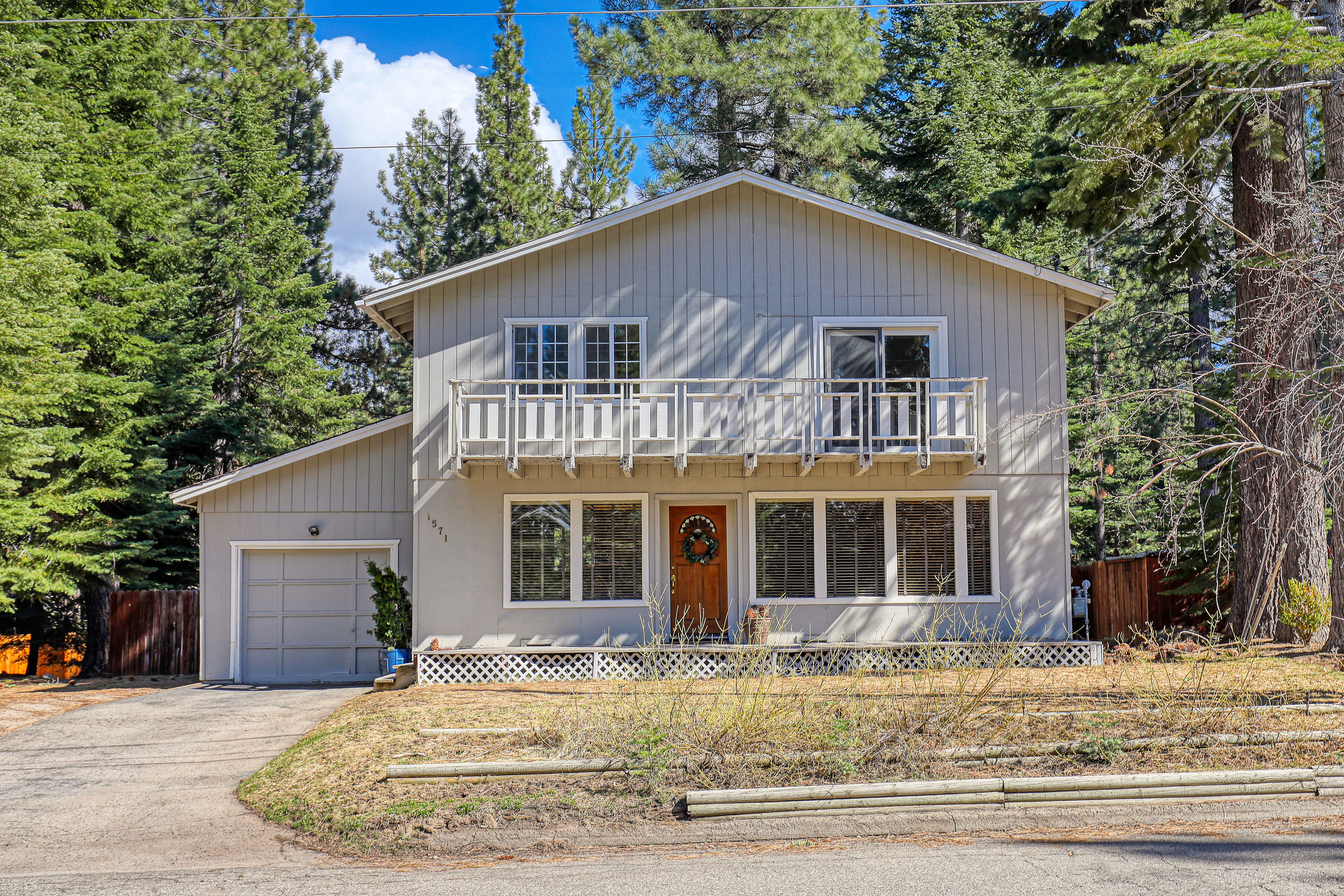 Single Family Home for sale in 1571 Skyline Drive, South Lake Tahoe, California ,96150