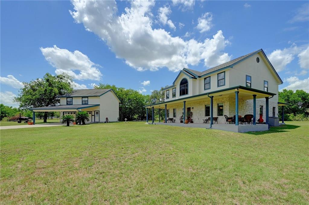Single Family Home for sale in 1420 County Road 130, Hutto, Texas ,78634