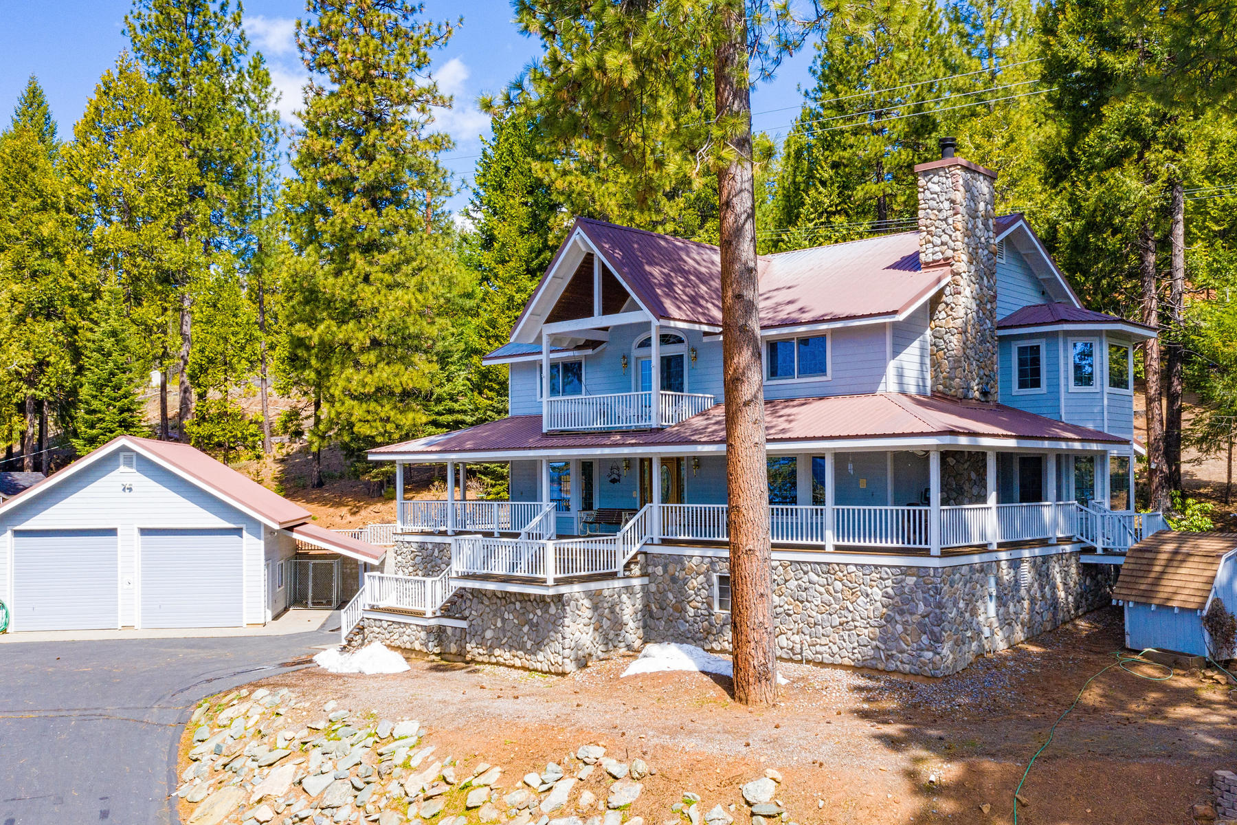 Single Family Home for sale in 4074 Highway 147, Lake Almanor, California ,96137