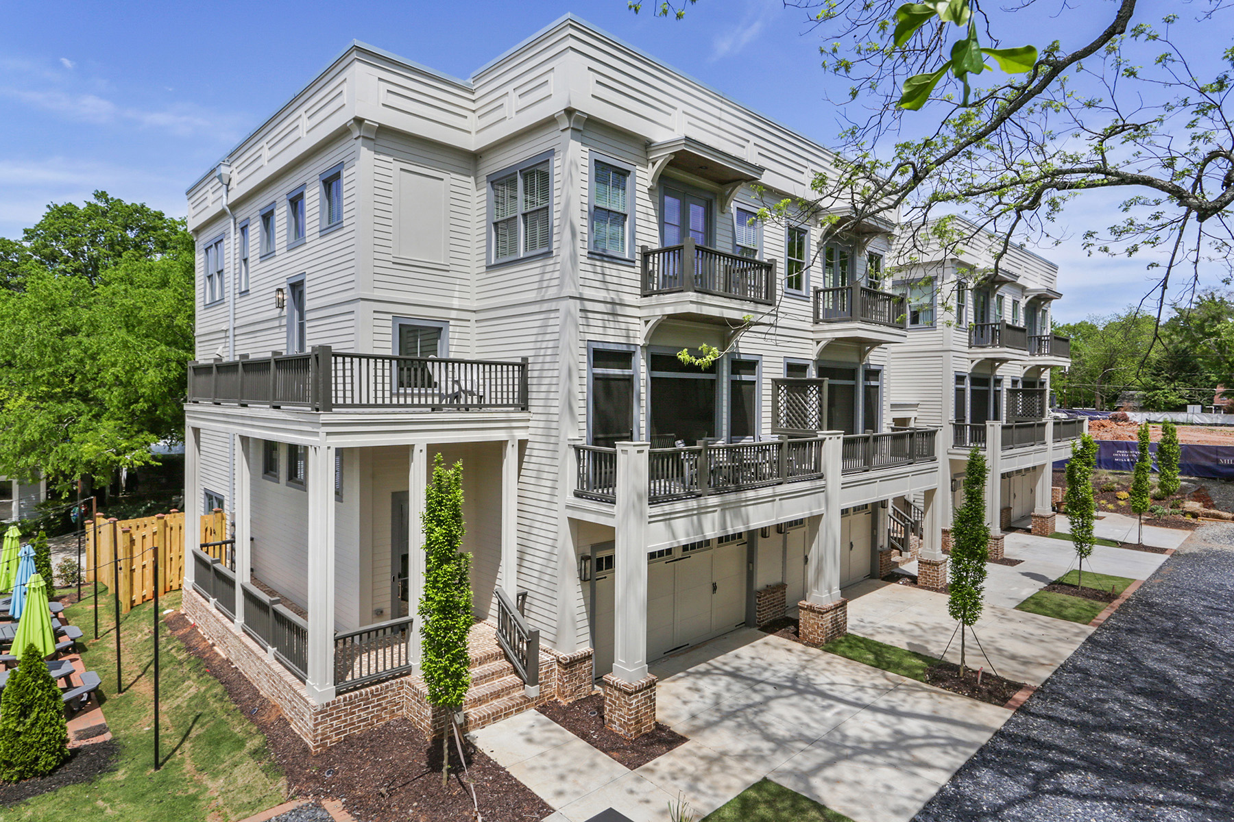 Townhouse/Row House for sale in 1079 Canton Street, Roswell, Georgia ,30075
