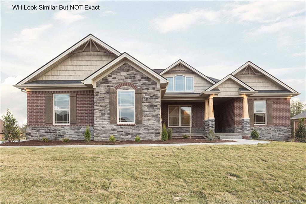 Single Family Home for sale in 6105 Jackson Fields Dr, Charlestown, Indiana ,47111