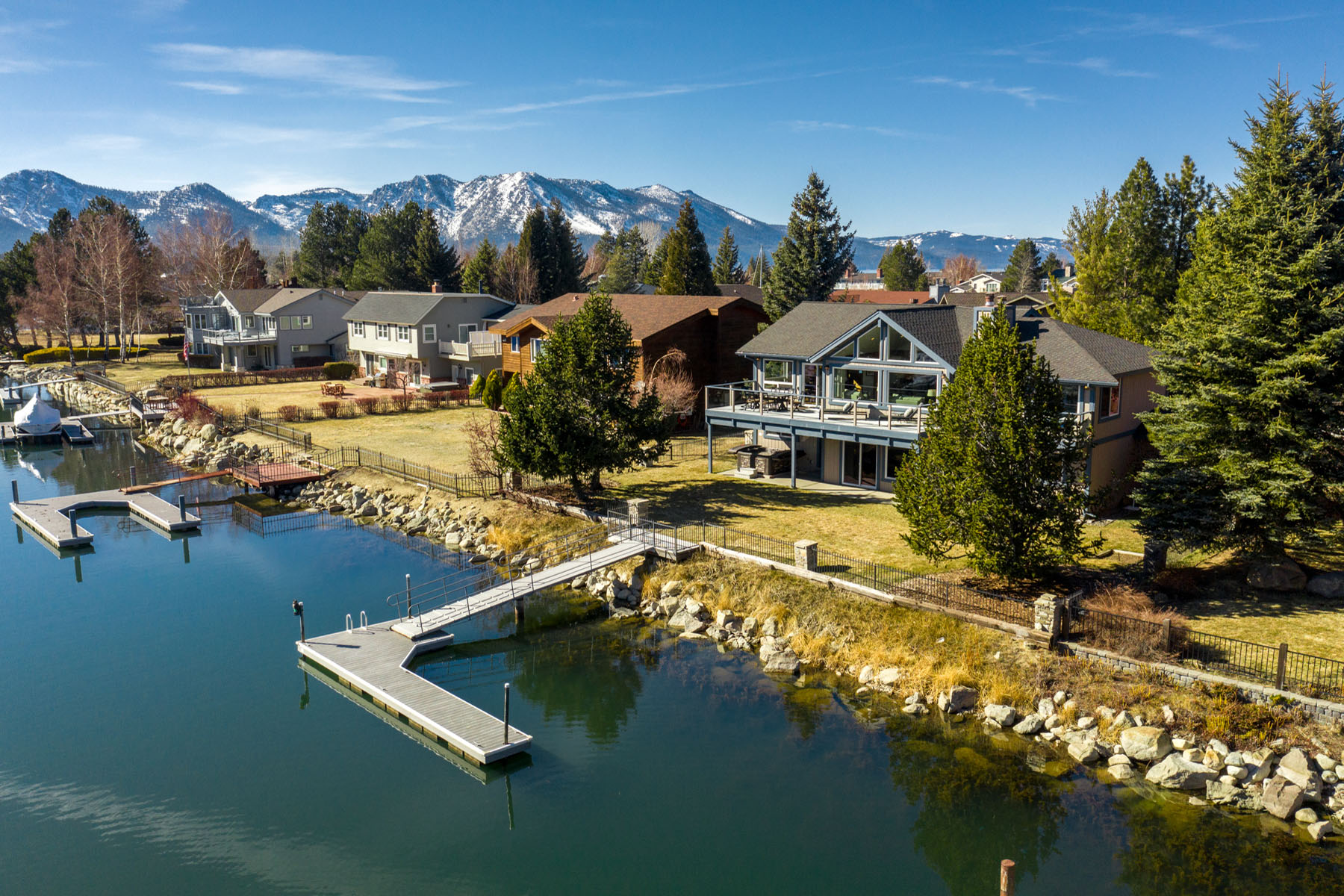 Single Family Home for sale in 2188 White Sands Drive, South Lake Tahoe, California ,96150