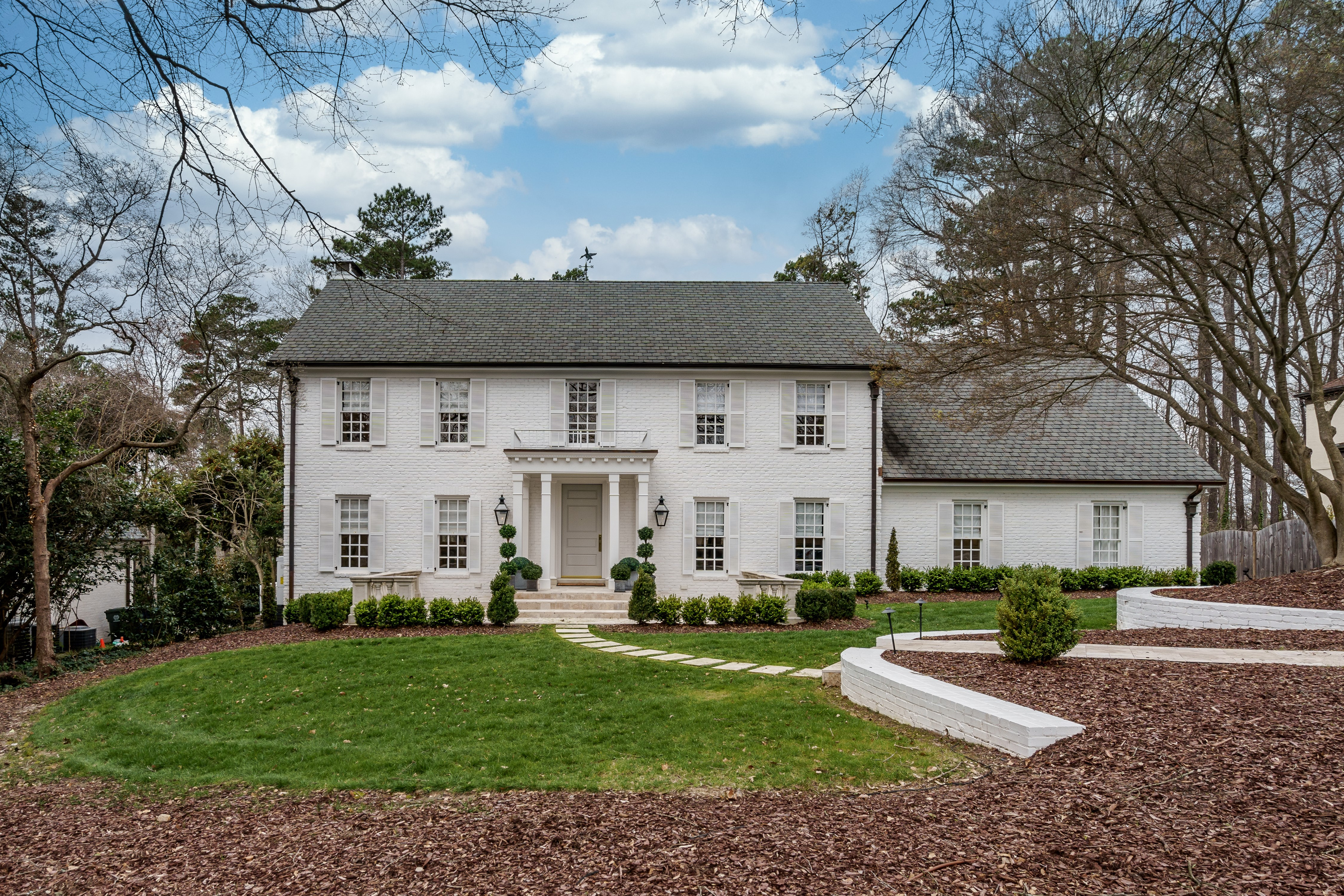 Single Family Home for sale in 3708 Williamsborough Court, Raleigh, NC ,27609