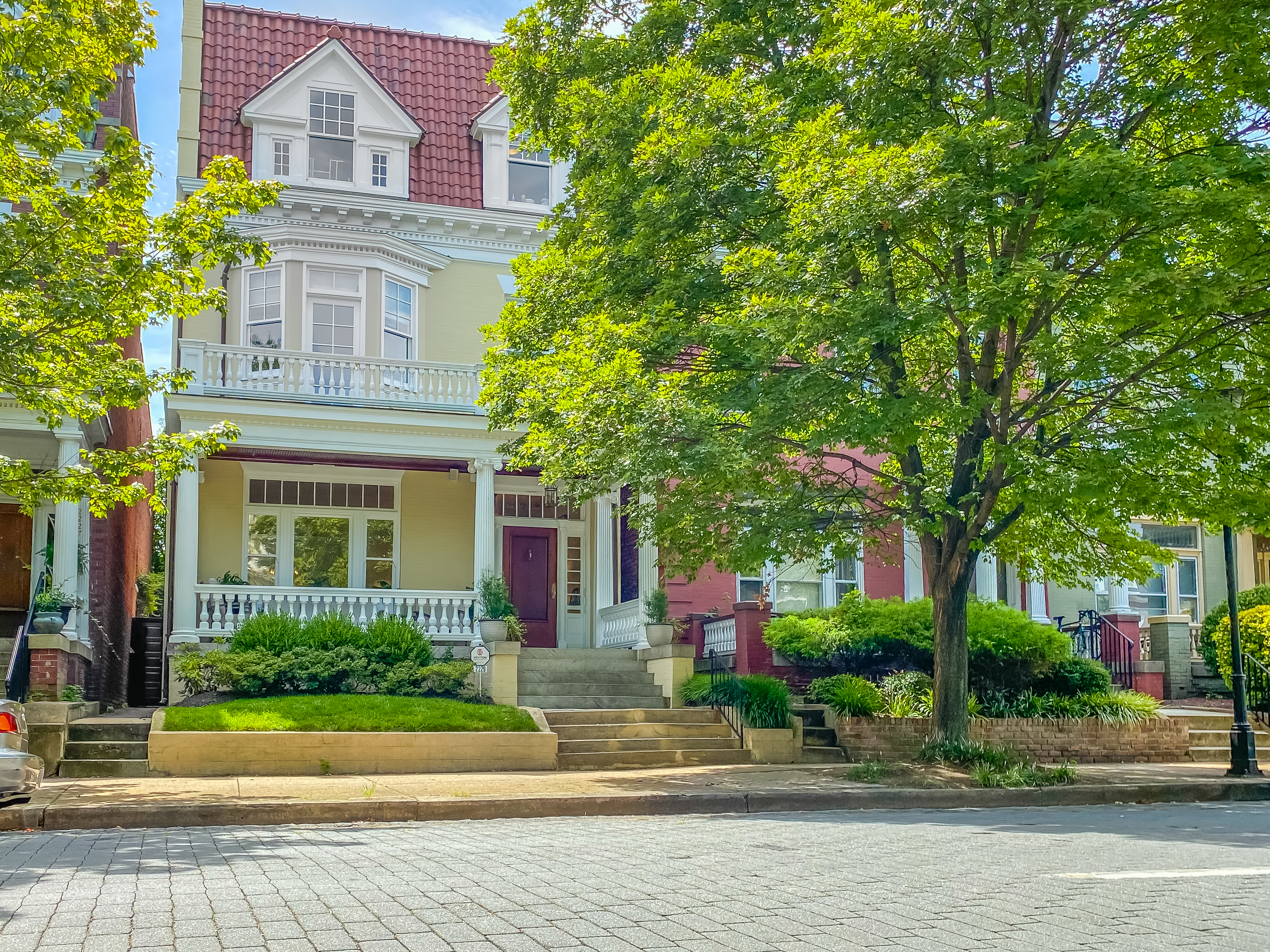 Single Family Home for sale in 2229 Monument Avenue, Richmond, Virginia ,23220