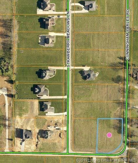 Land for sale in 8552 Cunningham Sarles Rd, Borden, Indiana ,47106