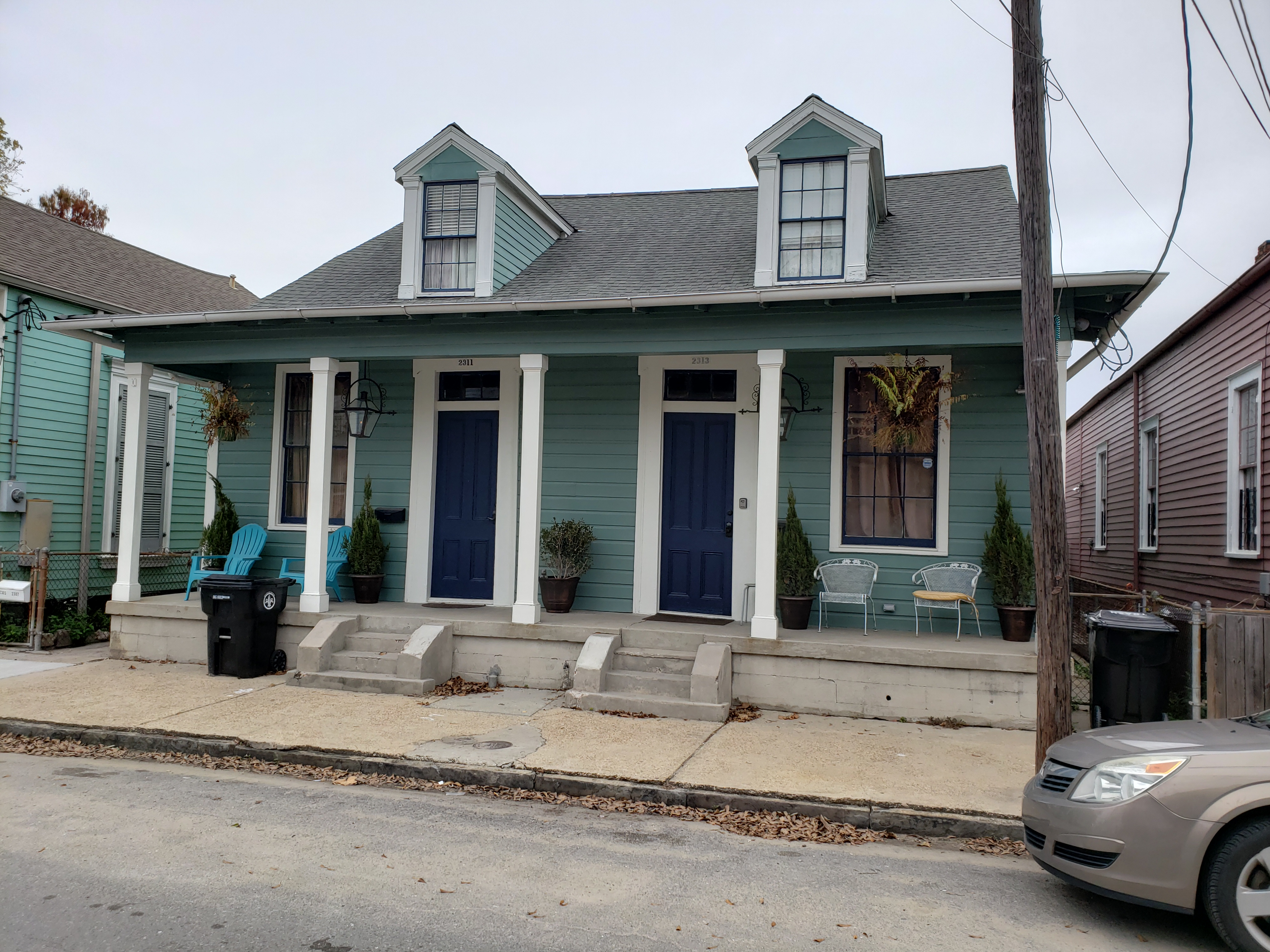 Single Family Home for sale in 2311 Royal St, New Orleans, Louisiana ,70117