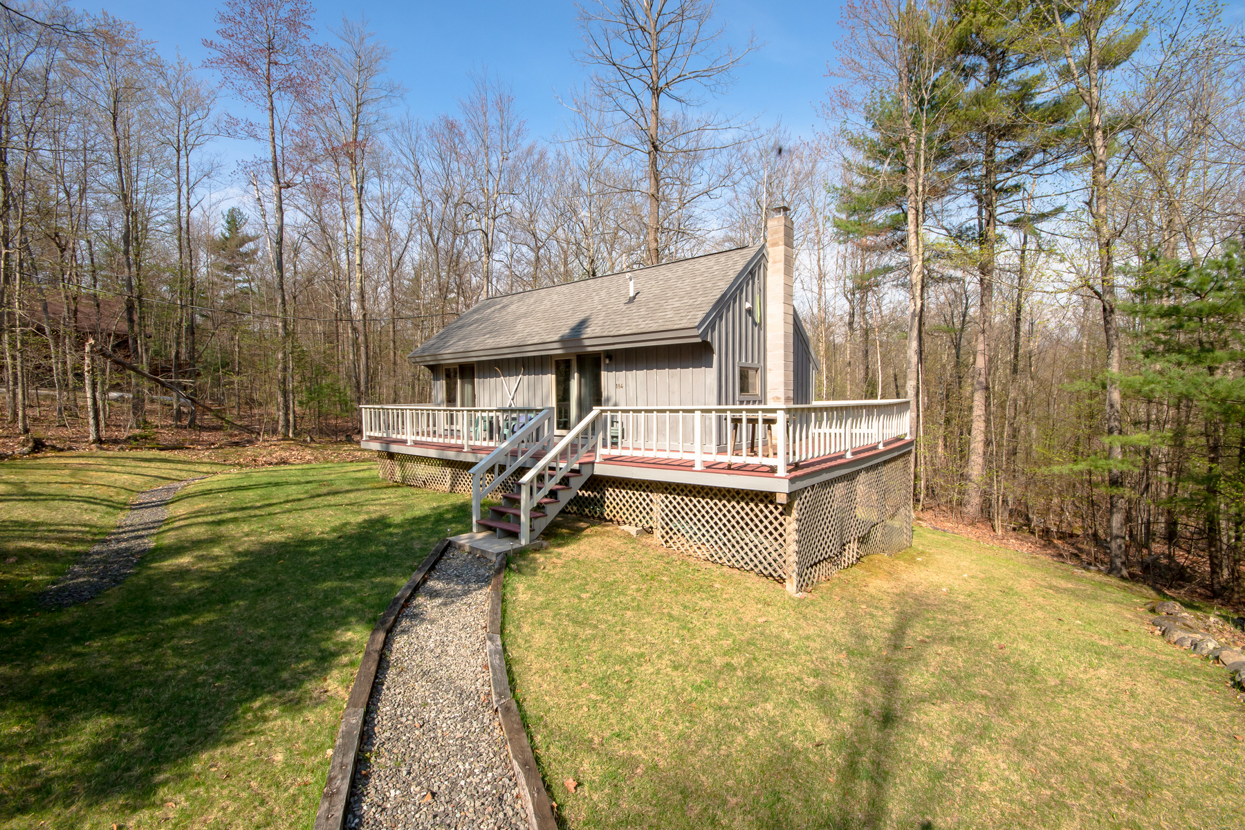 Single Family Home for sale in 184 Sequoia Mountain Ln, Jay, NY ,12941