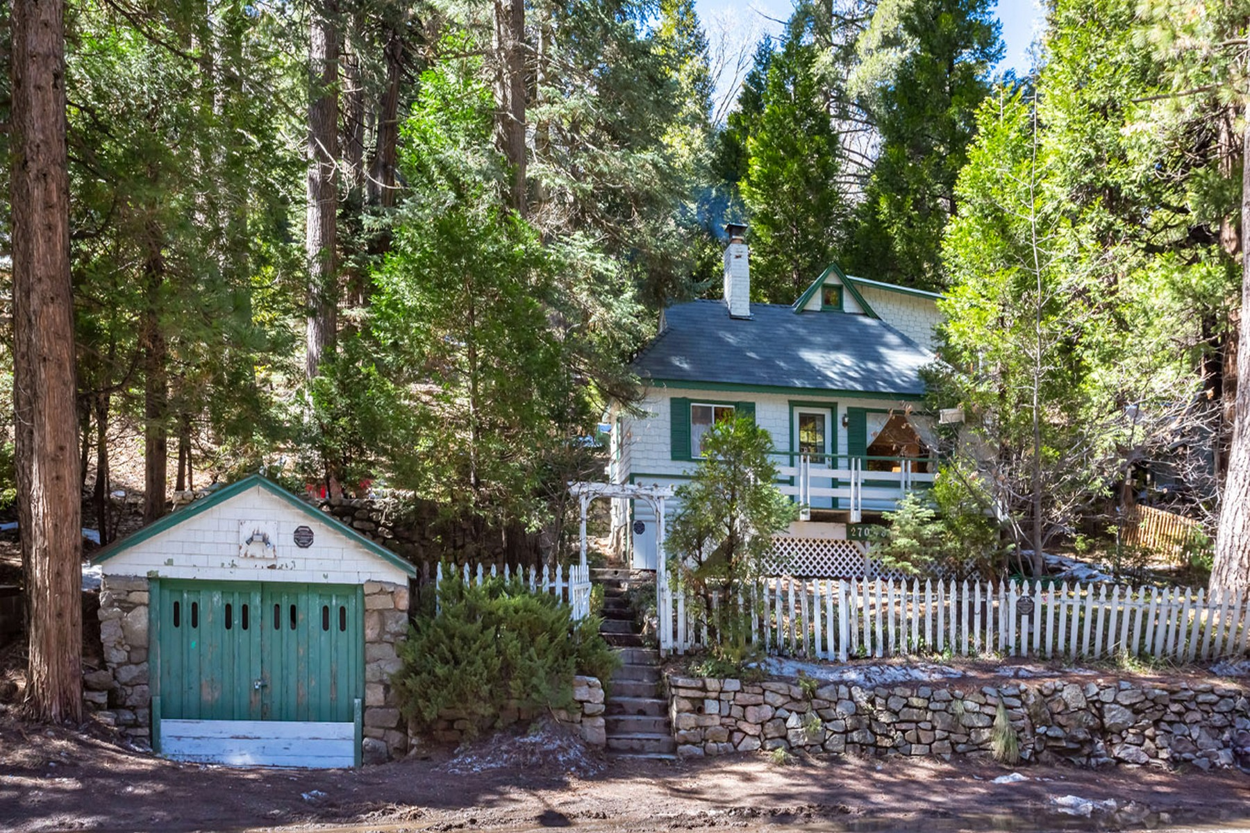 Single Family Home for sale in 27048 State Highway 189, Lake Arrowhead, California ,92352