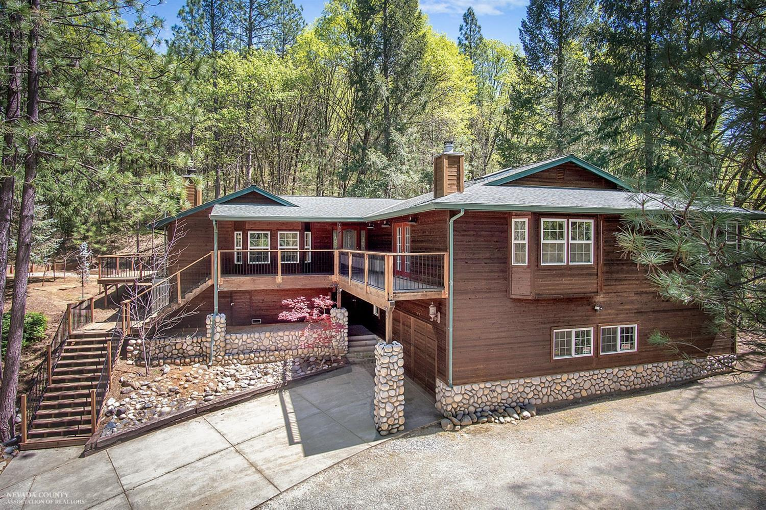 Single Family Home for sale in 16615 Auburn Rd, Grass Valley, California ,95949