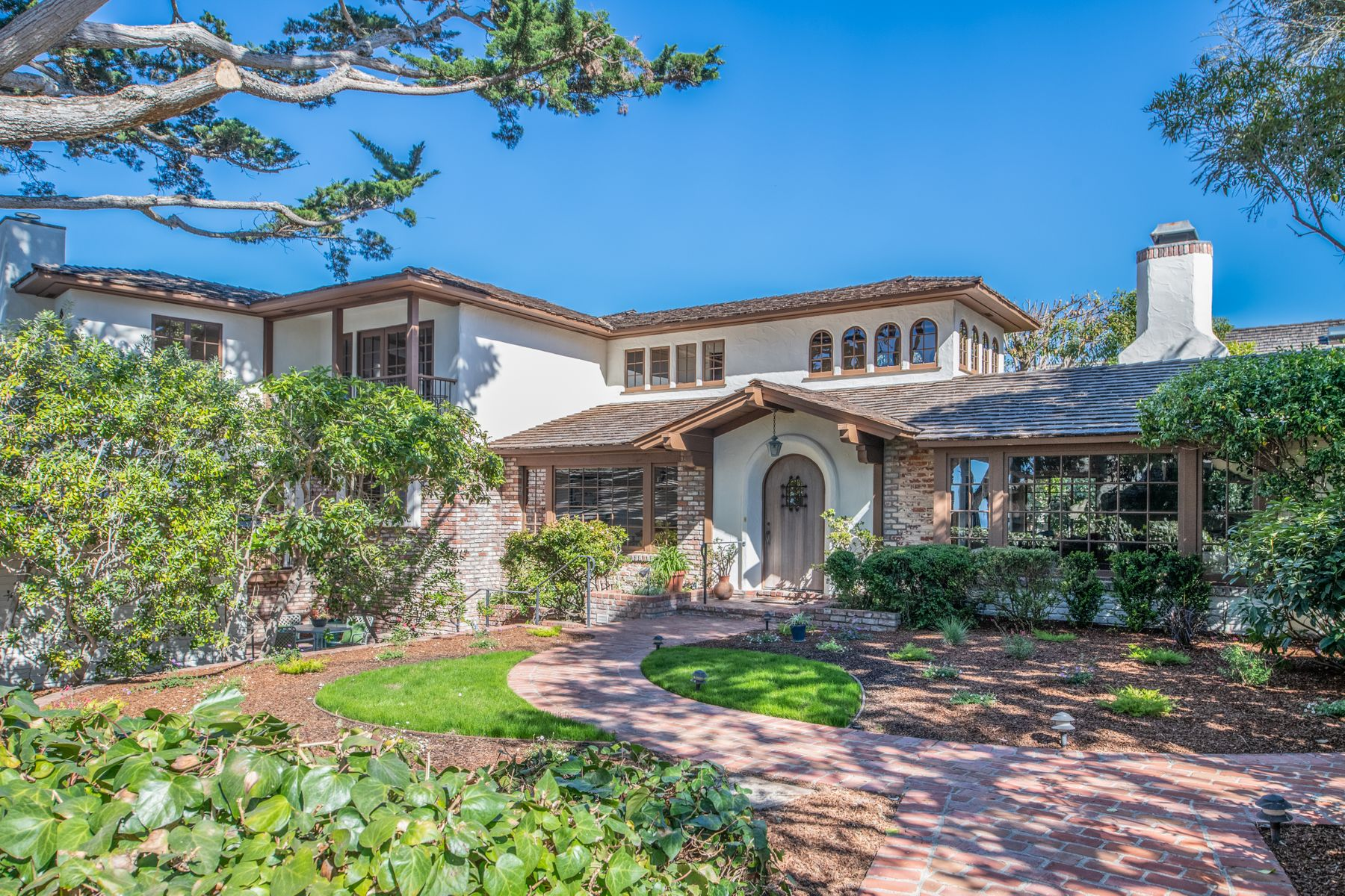 Single Family Home for sale in 26279 Ocean View Avenue, Carmel, California ,93923