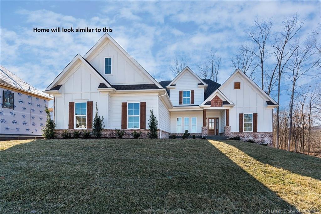 Single Family Home for sale in 1505 Rosewood Dr Lot 262, Lanesville, Indiana ,47136