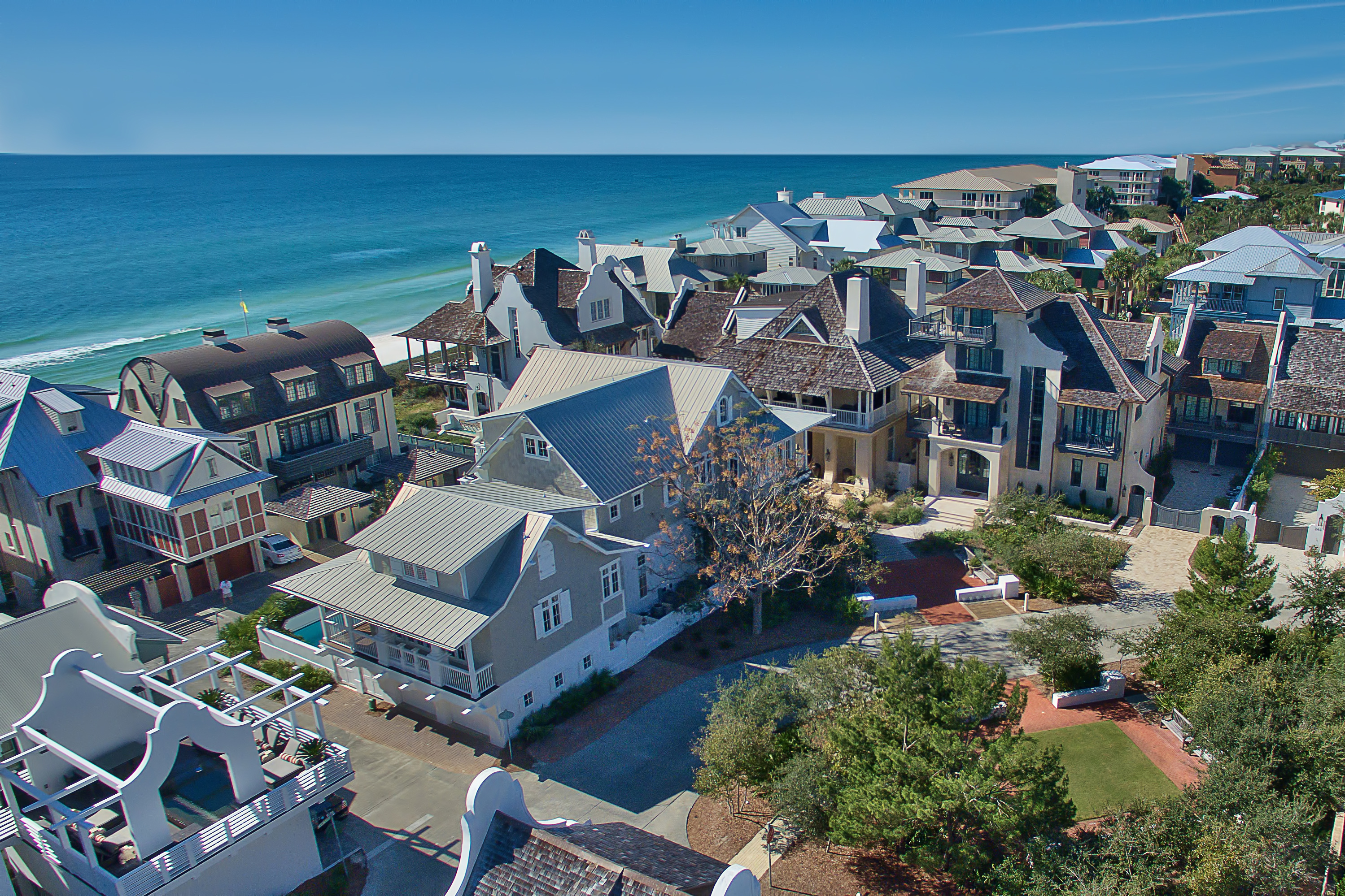 Single Family Home for sale in 12 South Spanish Town Lane, Rosemary Beach, Florida ,32461