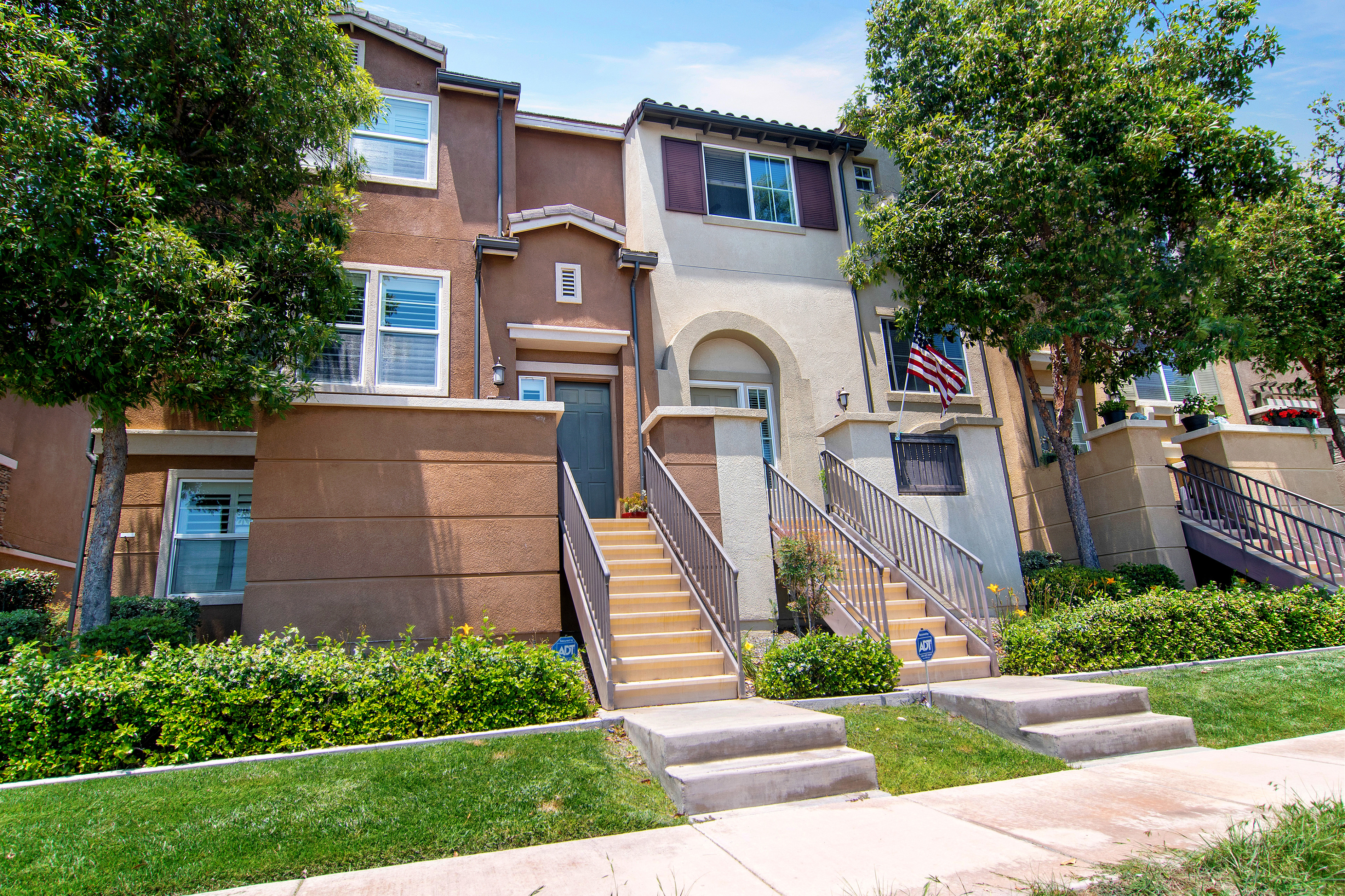 Townhouse/Row House for sale in 10149 Leavesly Trail, Santee, California ,92071