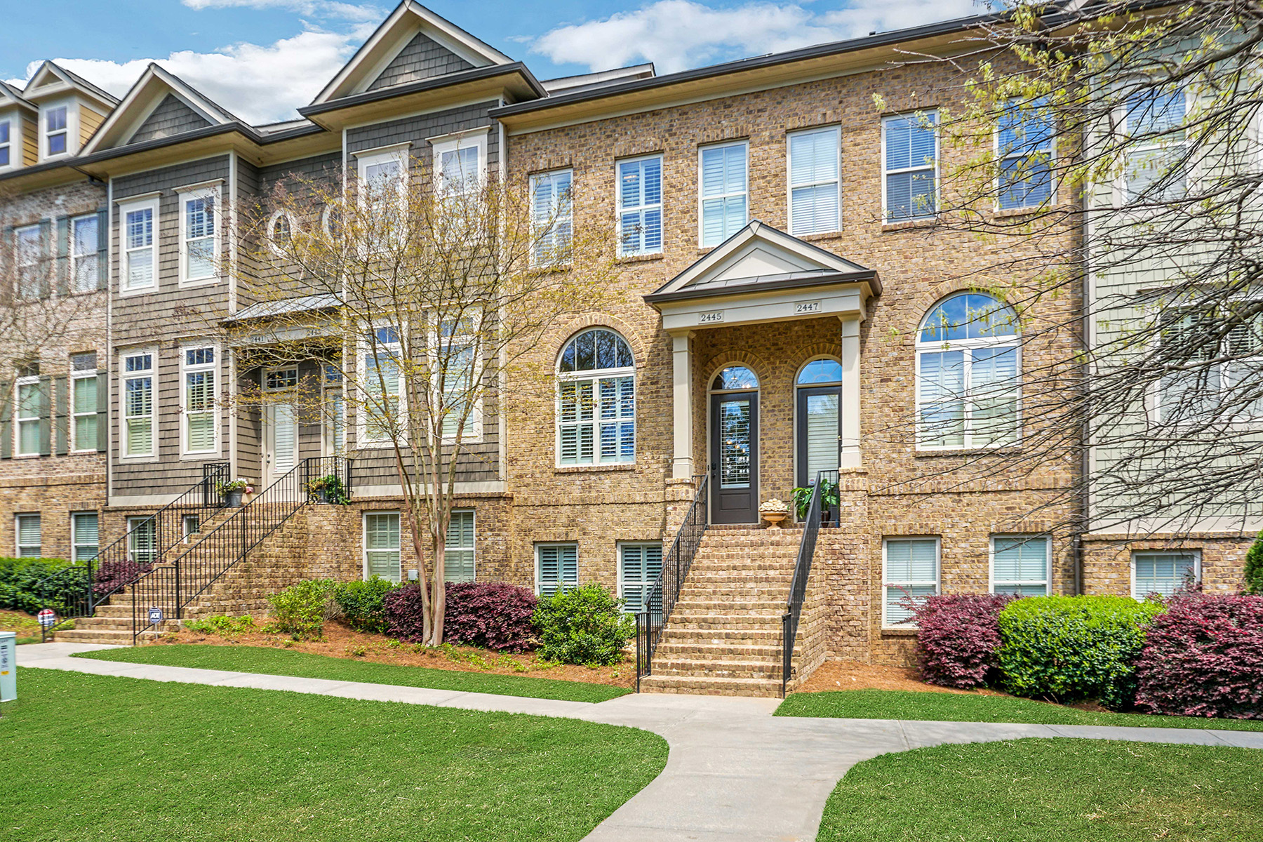 Townhouse/Row House for sale in 2445 Gatebury Circle, Chamblee, Georgia ,30341