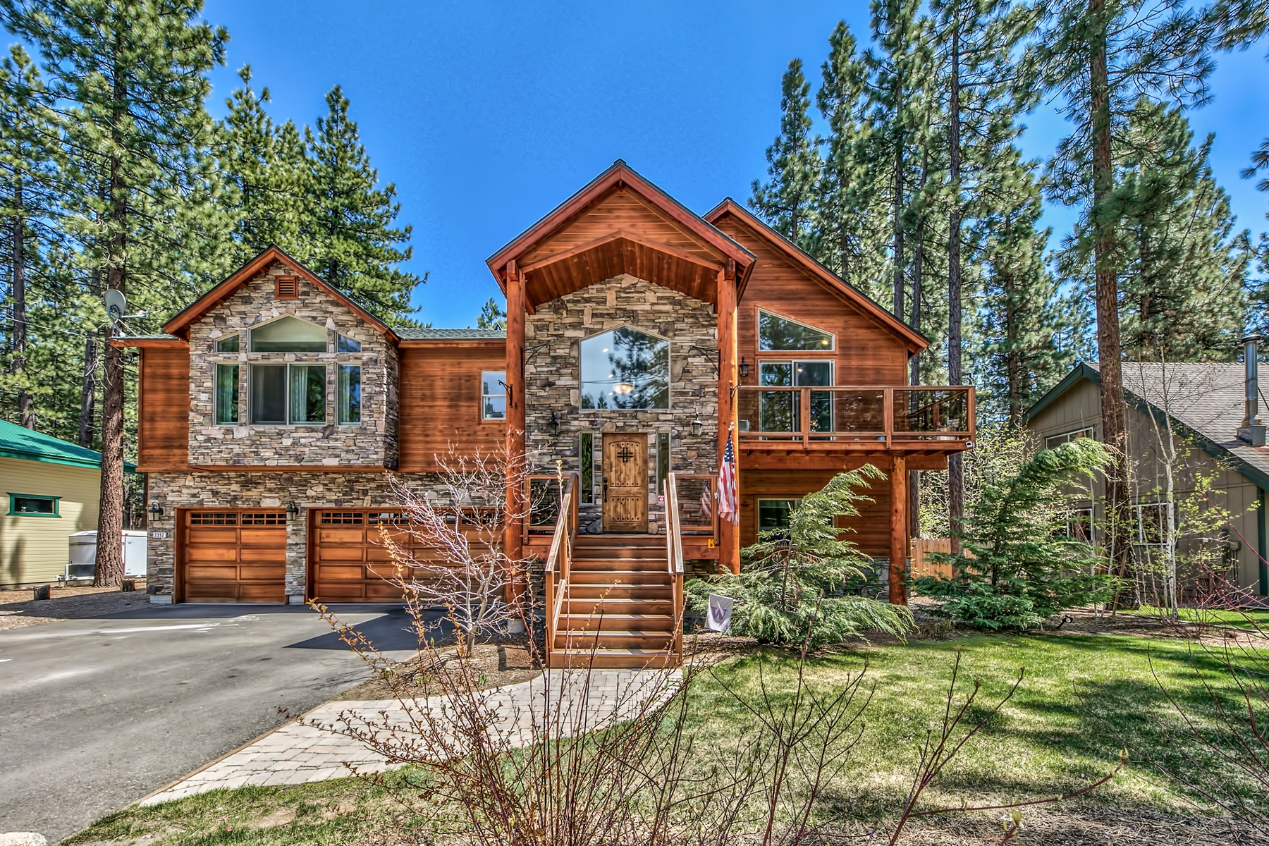 Single Family Home for sale in 3392 Hobart Rd., South Lake Tahoe, California ,96150