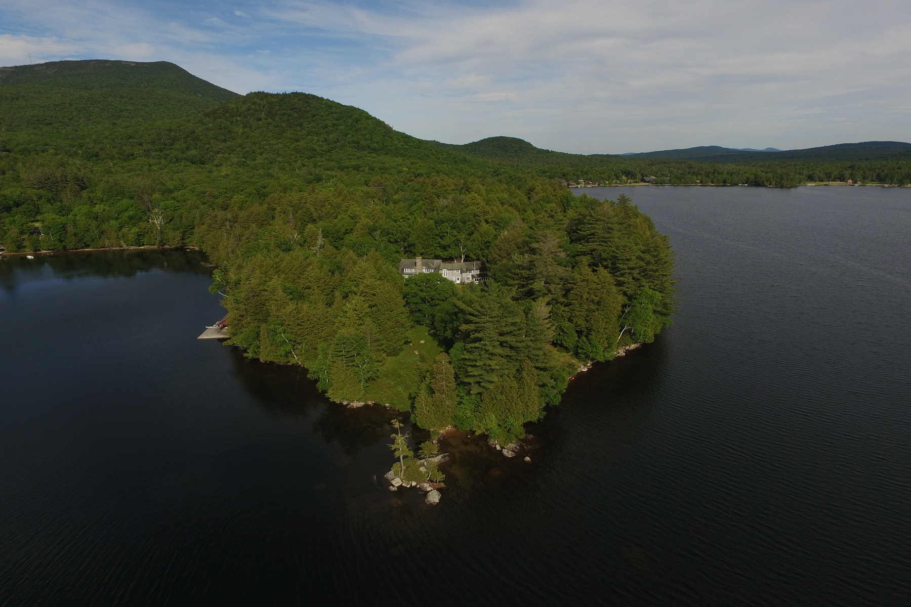 Single Family Home for sale in 155 Crane Point Lane, Blue Mountain Lake, NY ,12812
